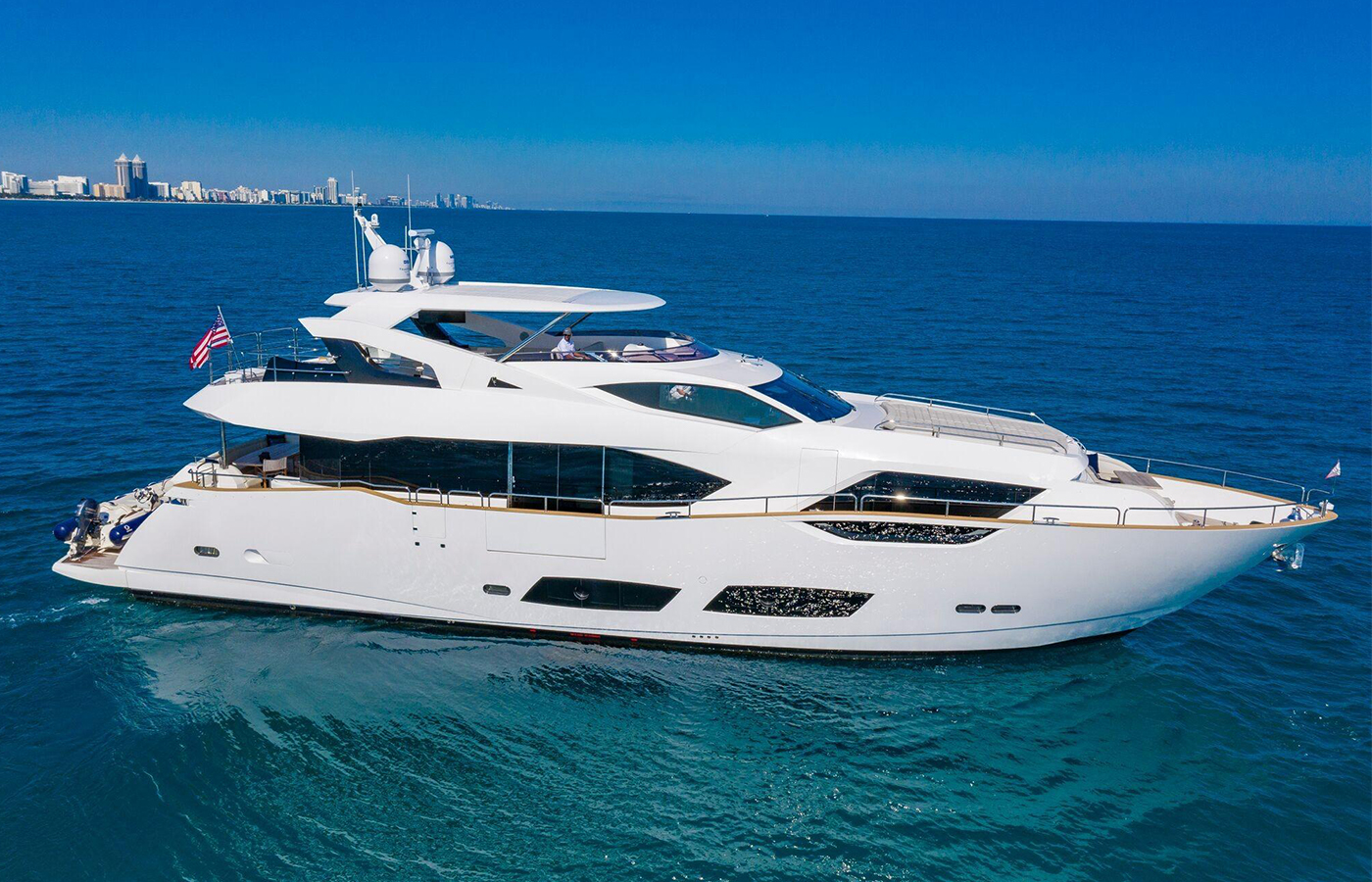 95 Sunseeker Motor Yacht Sold By Peter Quintal