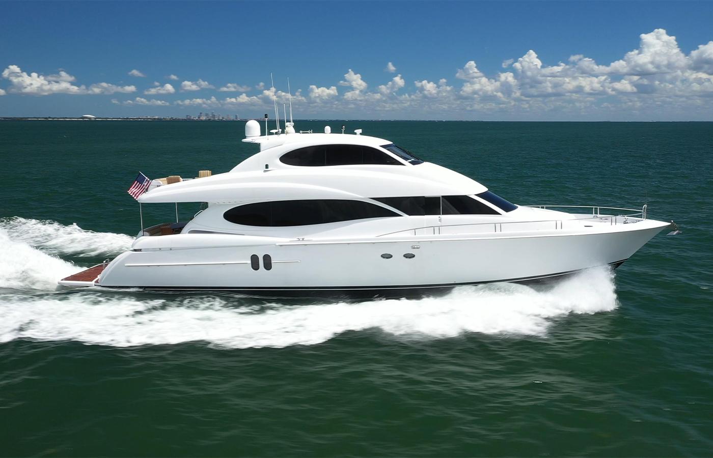 80 Lazzara Yacht Sold By Dean Stuhlmann