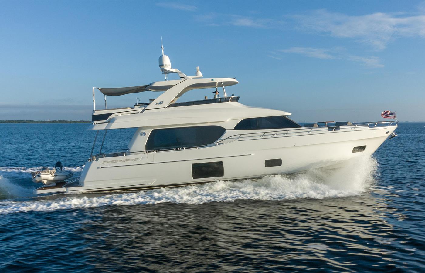 70 Ocean Alexander Motor Yacht Highlight [Boat Review + Video]