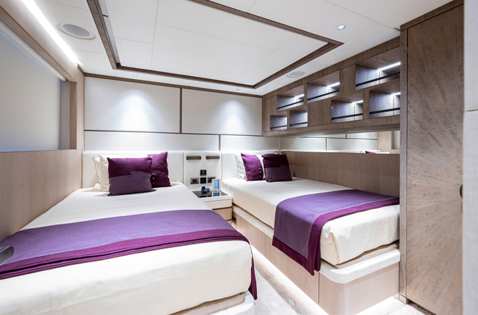 140' Majesty Yachts 2020 | 140 MAJESTY - photo 5
