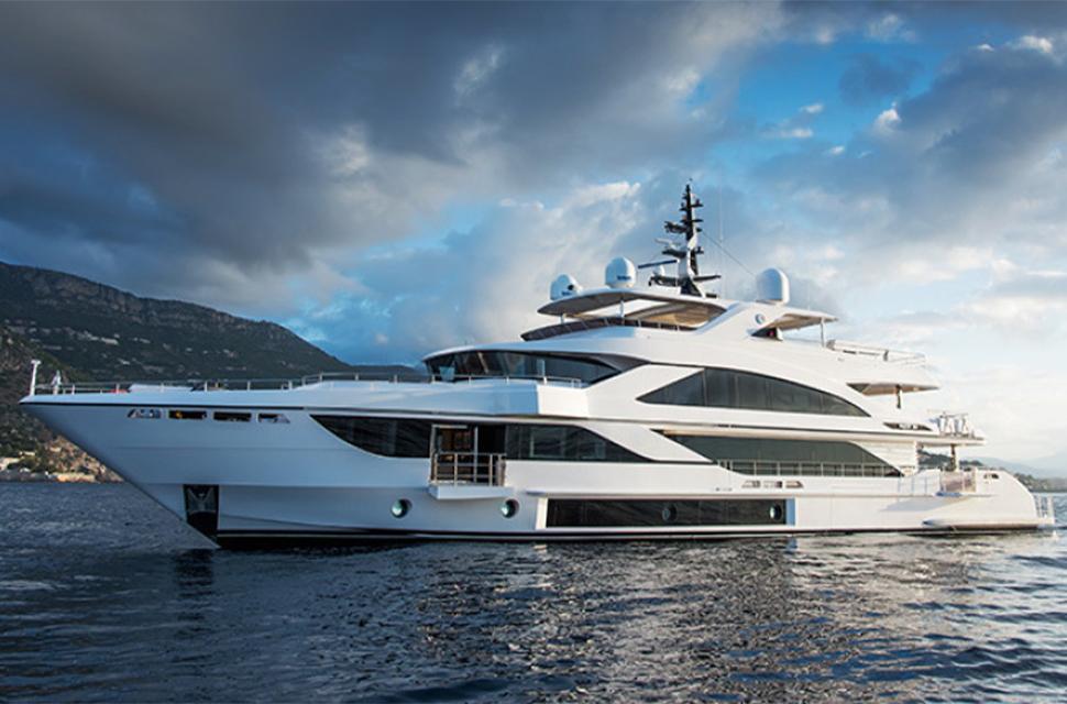 140' Majesty Yachts