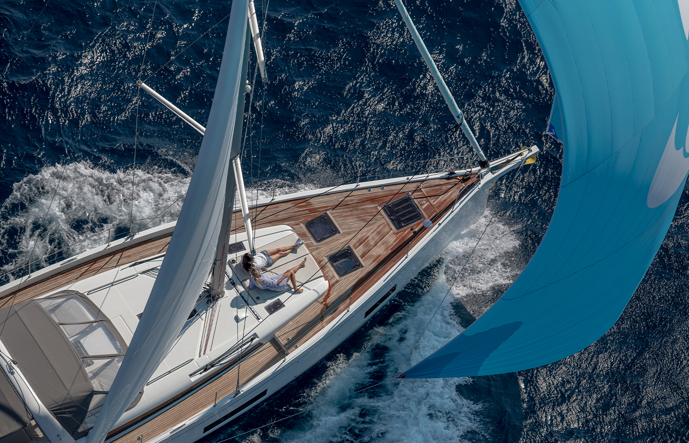 Everything You Need To Know About The New Beneteau Oceanis 54