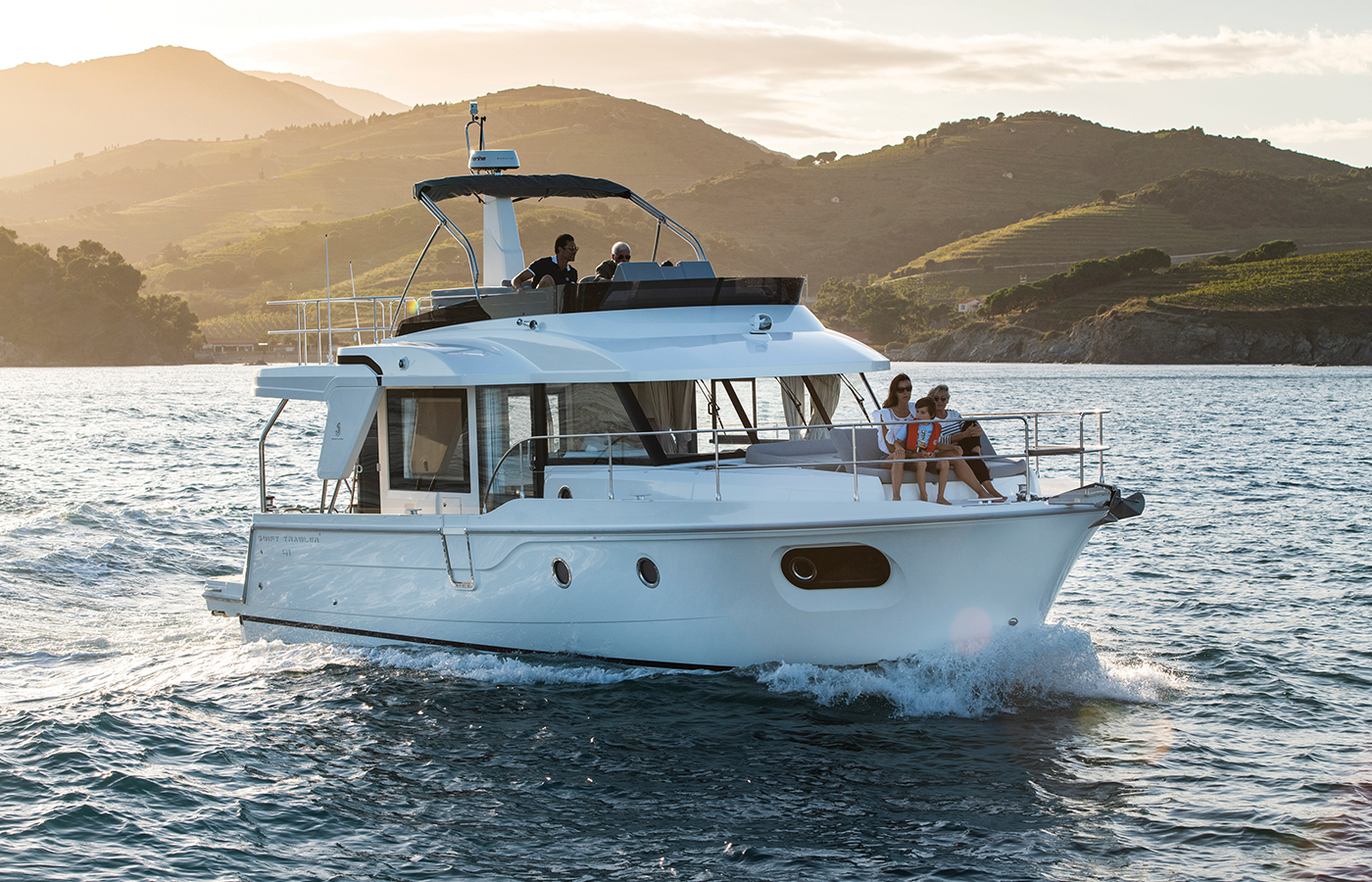Beneteau Swift Trawler 41 Features + Performance Review