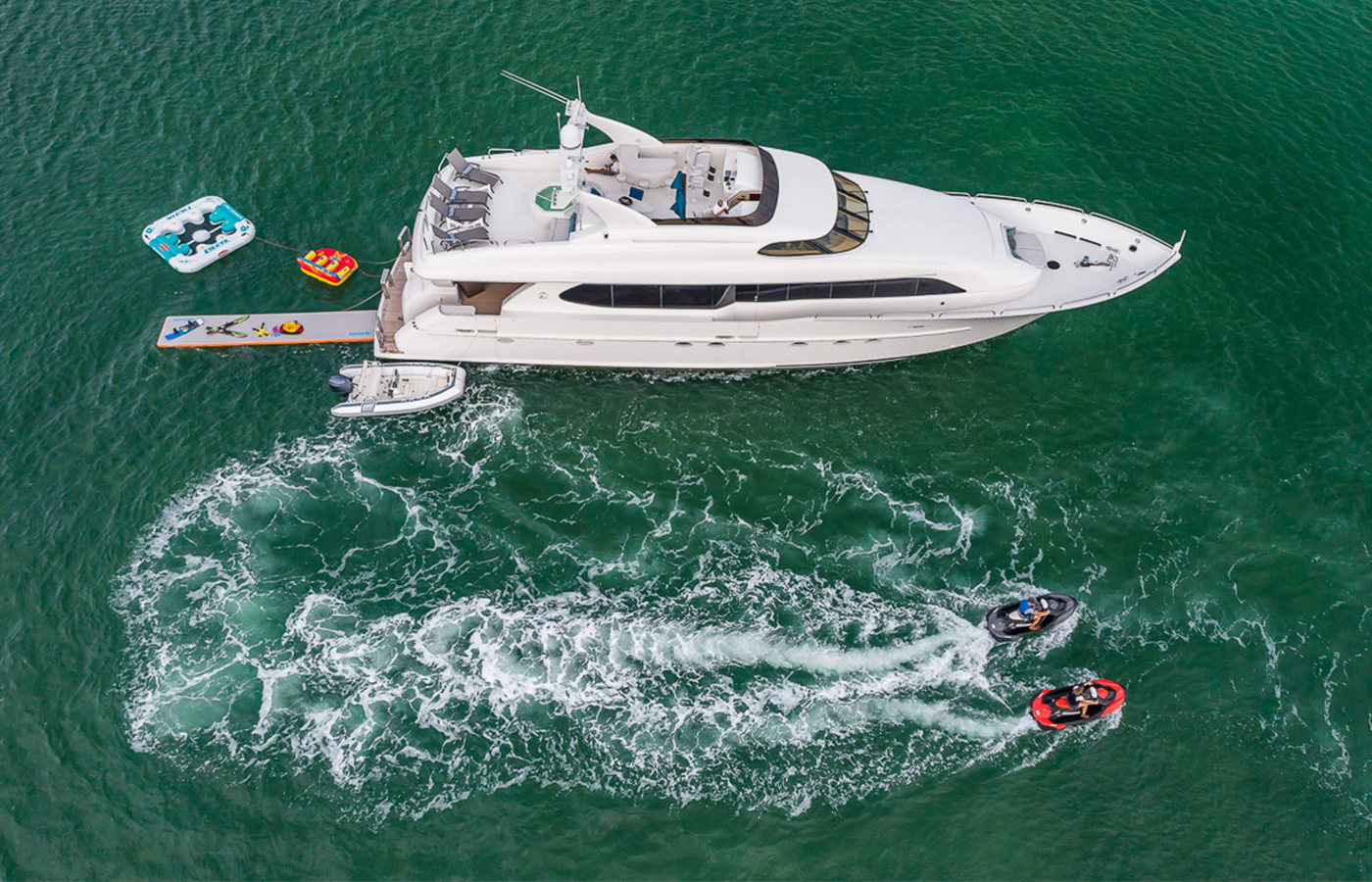 6 Yachts You Can Charter Over The Holidays
