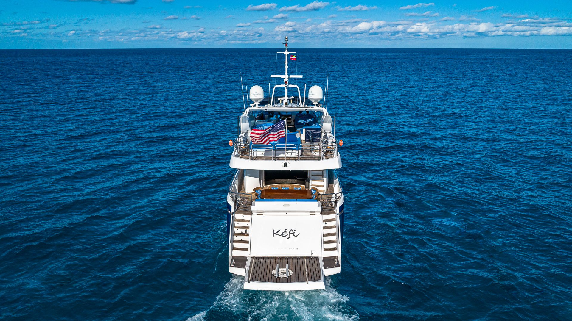 Luxury Yacht Charter: KEFI   105' Sunseeker 2004/2018 - photo 9