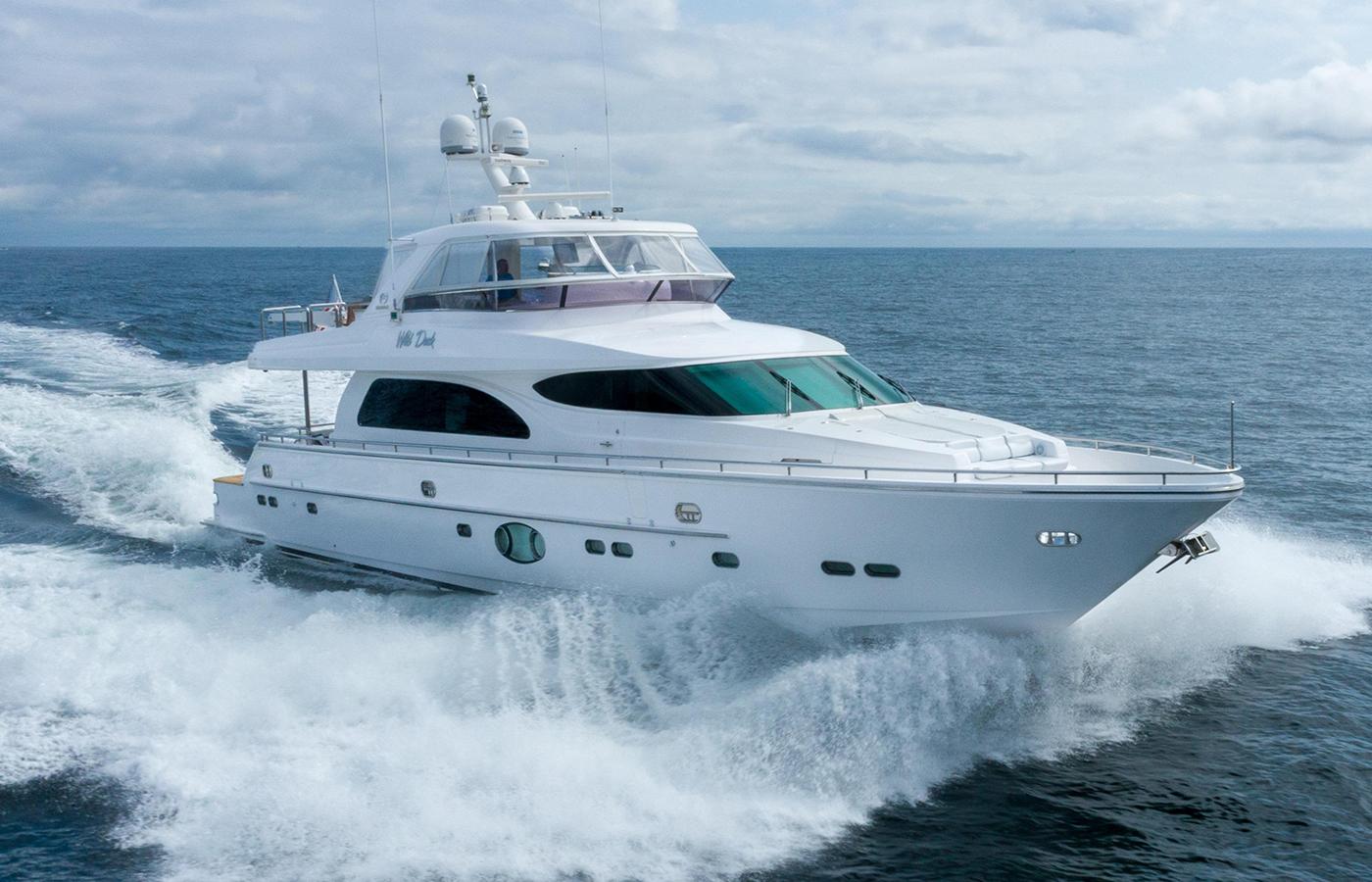 78 Horizon Motor Yacht Highlight [Boat Review + Video]