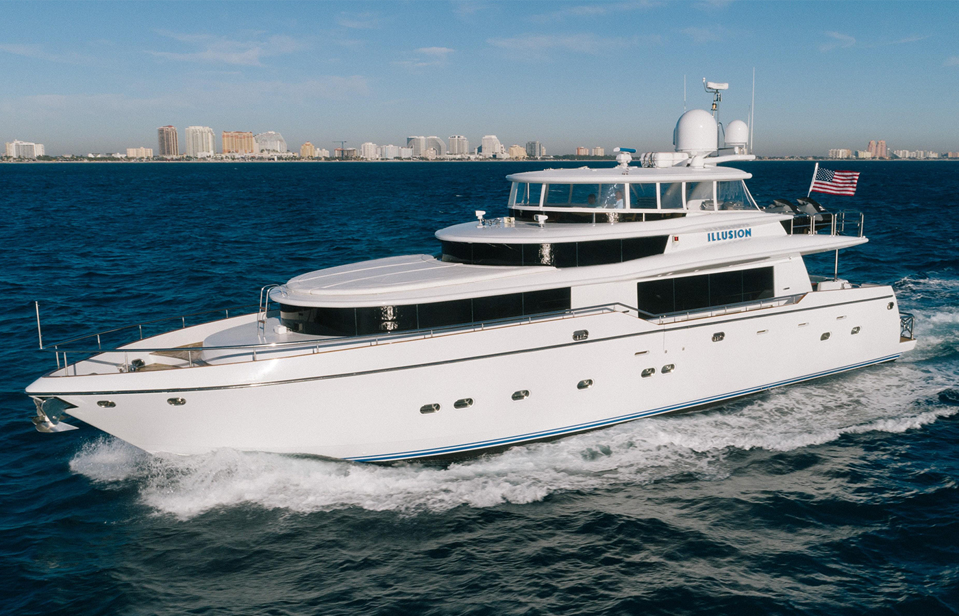 87 Johnson Motor Yacht 2004 Sold By Russ Schafer