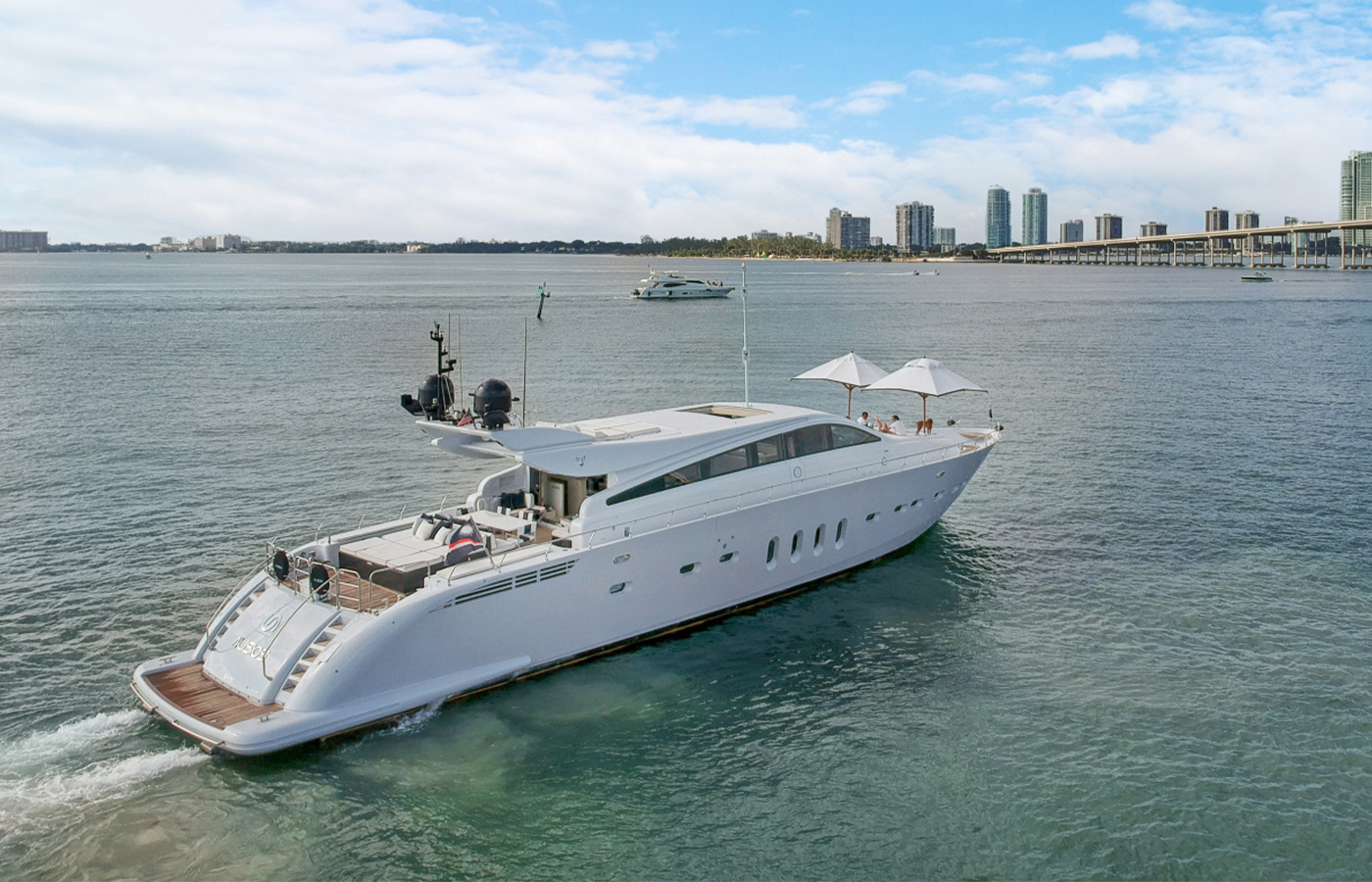 101 Leopard Motor Yacht Sold By Justin Onofrietti