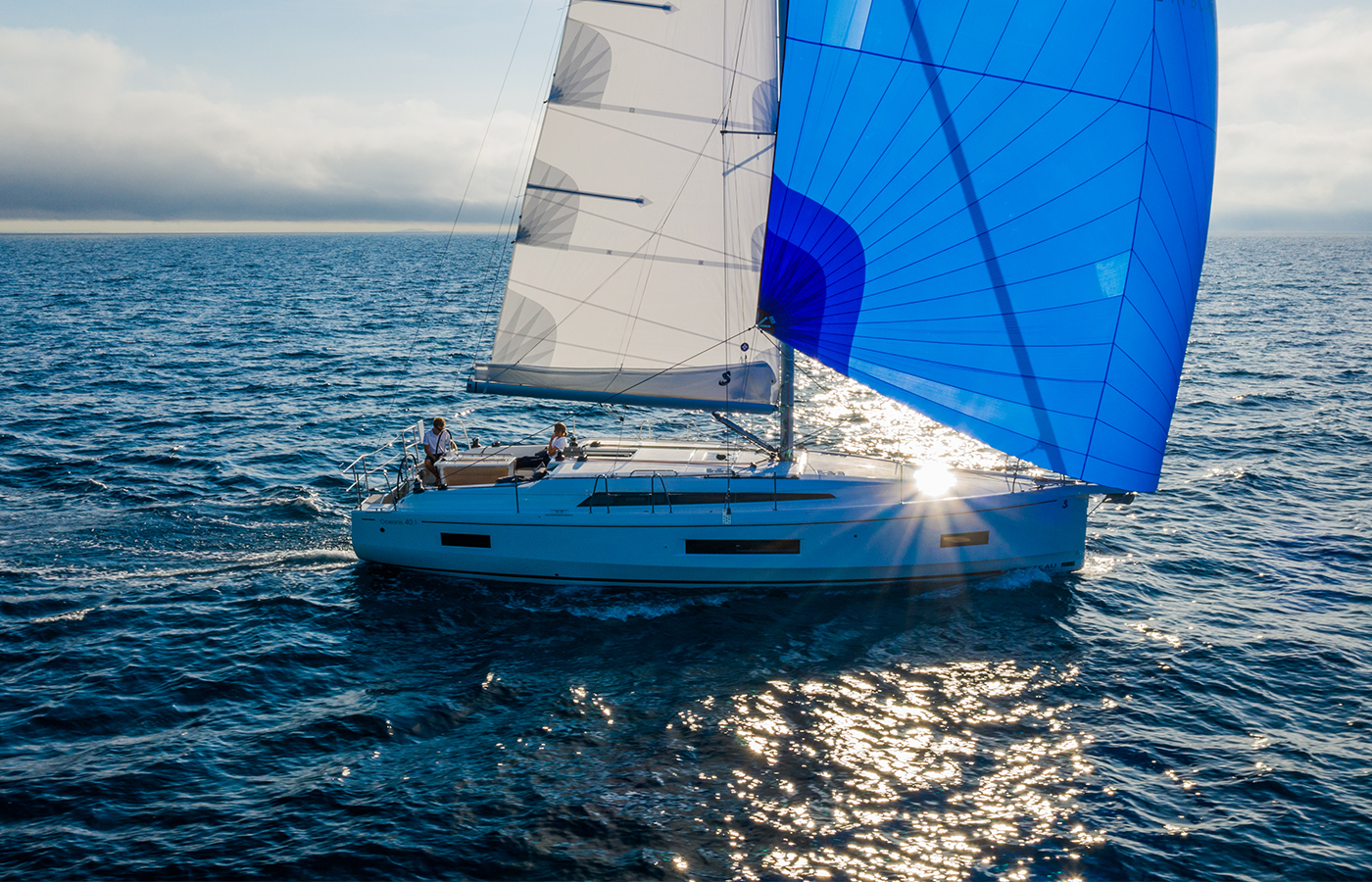 Oceanis 40.1 Wins Best Cruising Boat Under 50 Feet [2021]