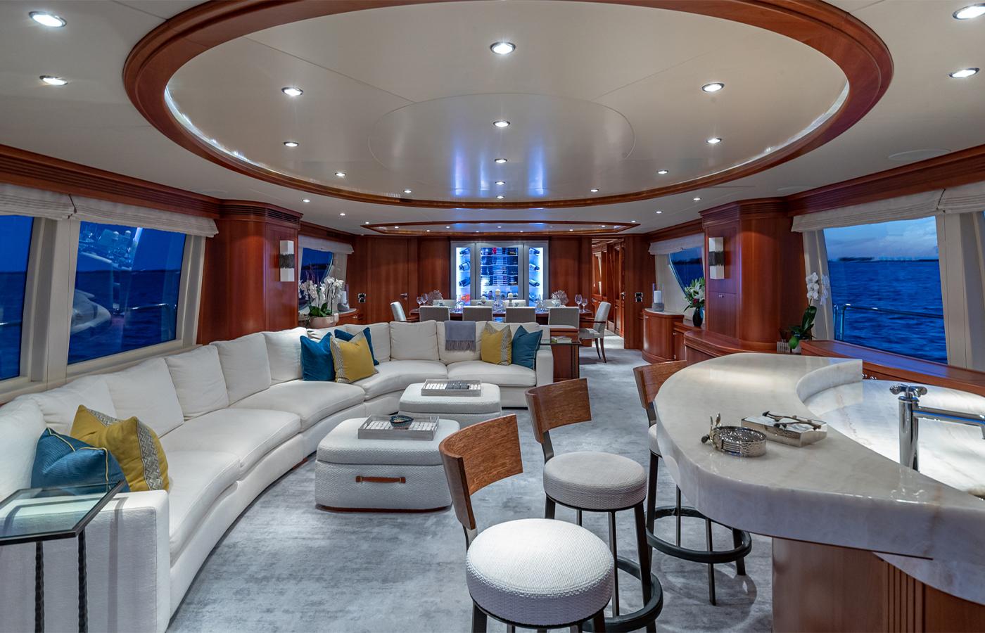 Luxury Yacht Charter: SWEET EMOCEAN | 116' Azimut 2009/2019 - photo 5