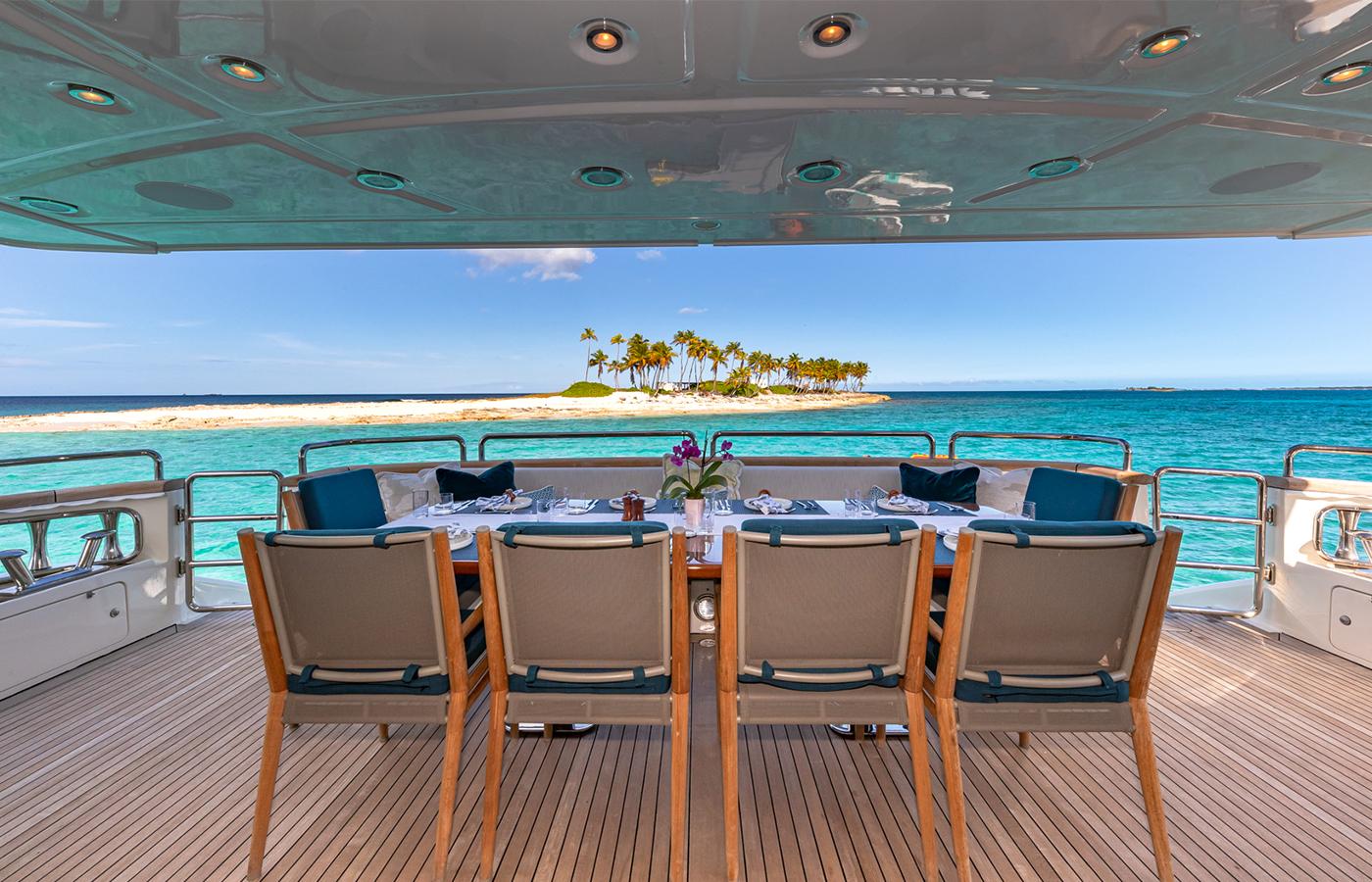 Luxury Yacht Charter: SWEET EMOCEAN | 116' Azimut 2009/2019 - photo 4