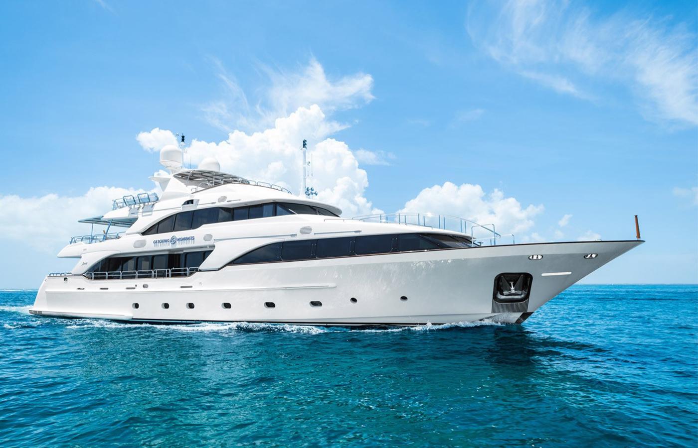 120 Benetti Motor Yacht 2015 Sold By Chris Daves + Will Noftsinger