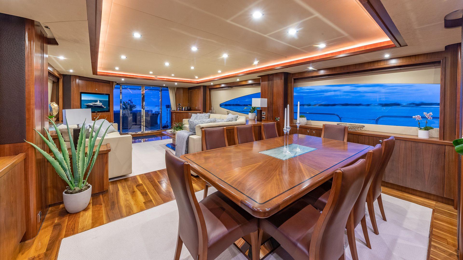 Luxury Yacht Charter: KEFI   105' Sunseeker 2004/2018 - photo 6