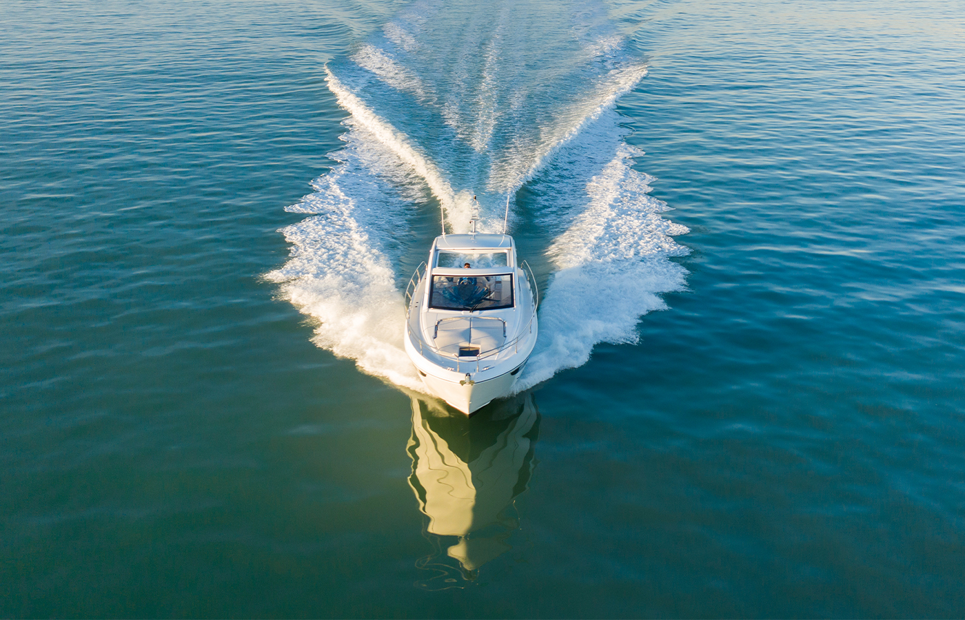 The Beneteau GT 41 Is An Ideal Express Cruiser For Families