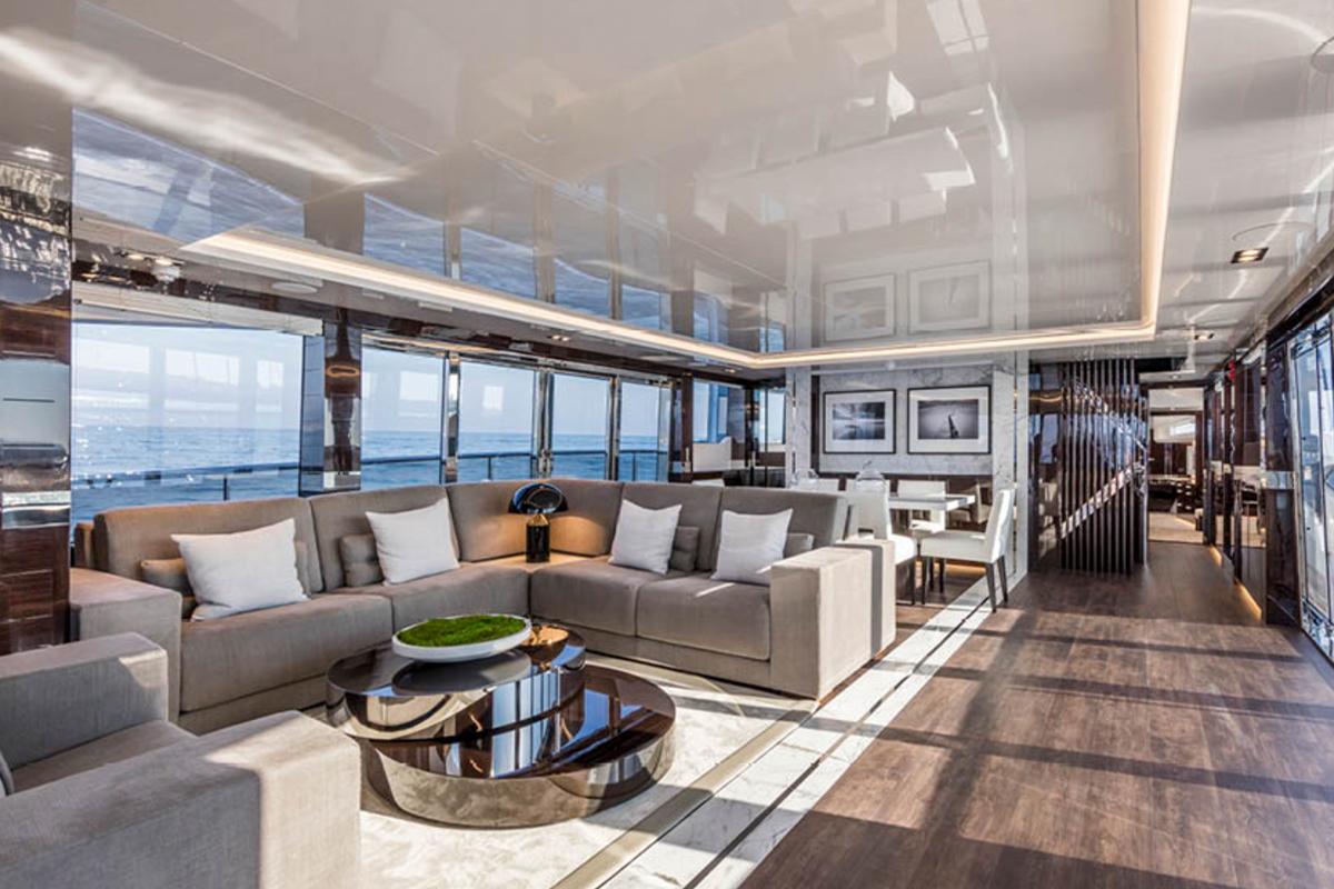 Pearl 95 — Interior Design