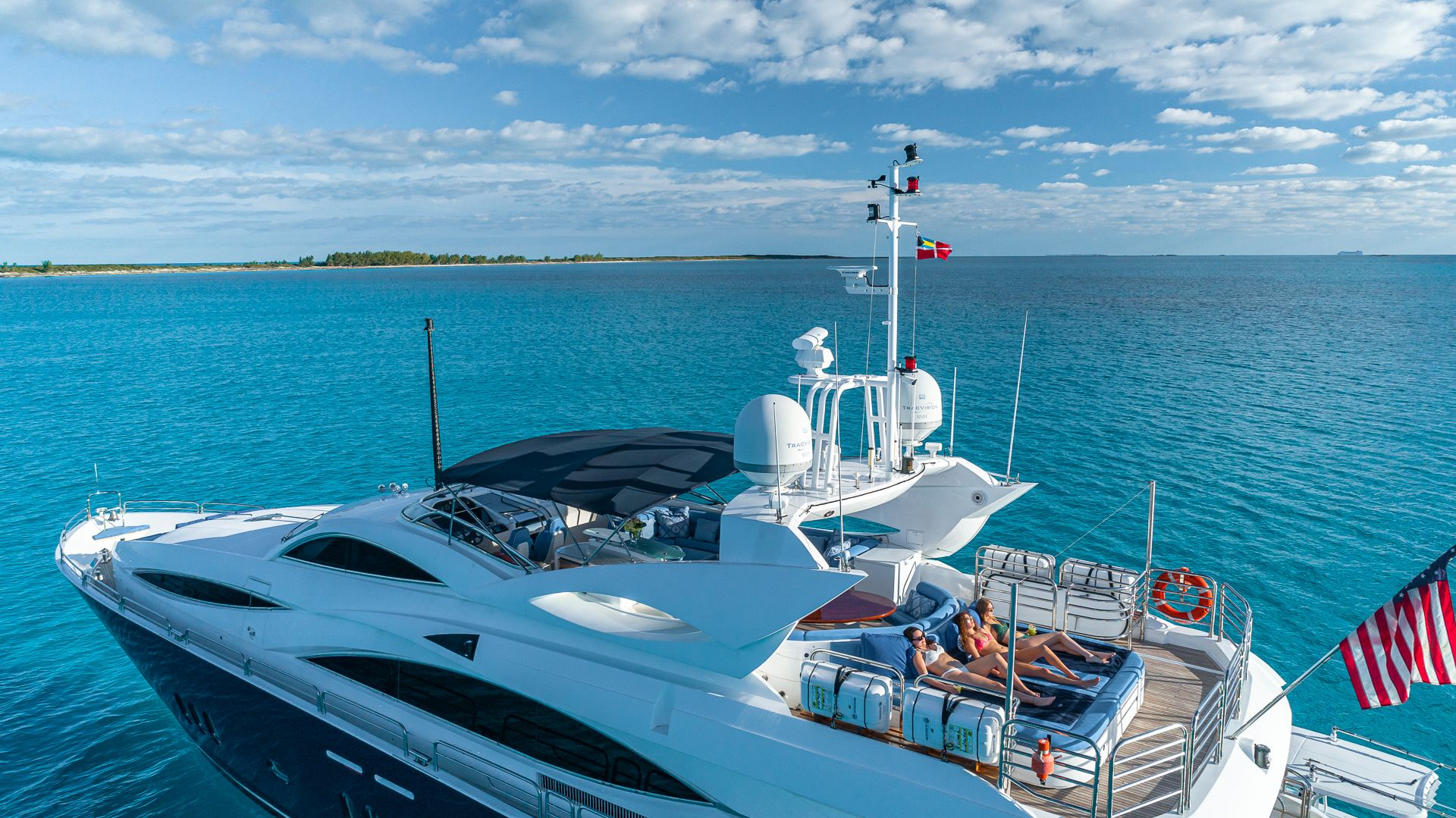 Luxury Yacht Charter: KEFI   105' Sunseeker 2004/2018 - photo 3