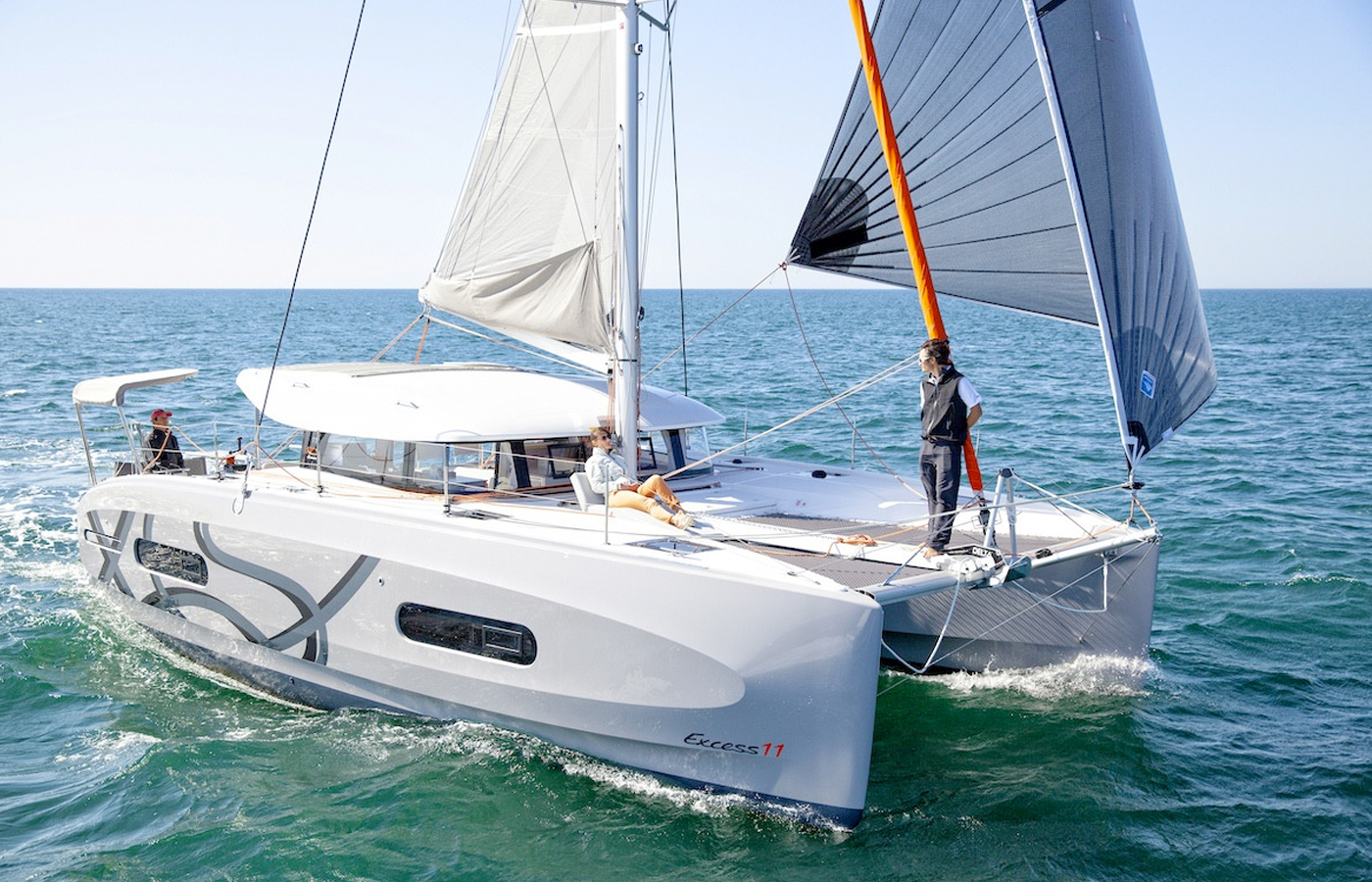 3 Things You Didn't Know About The Excess 11 Catamaran