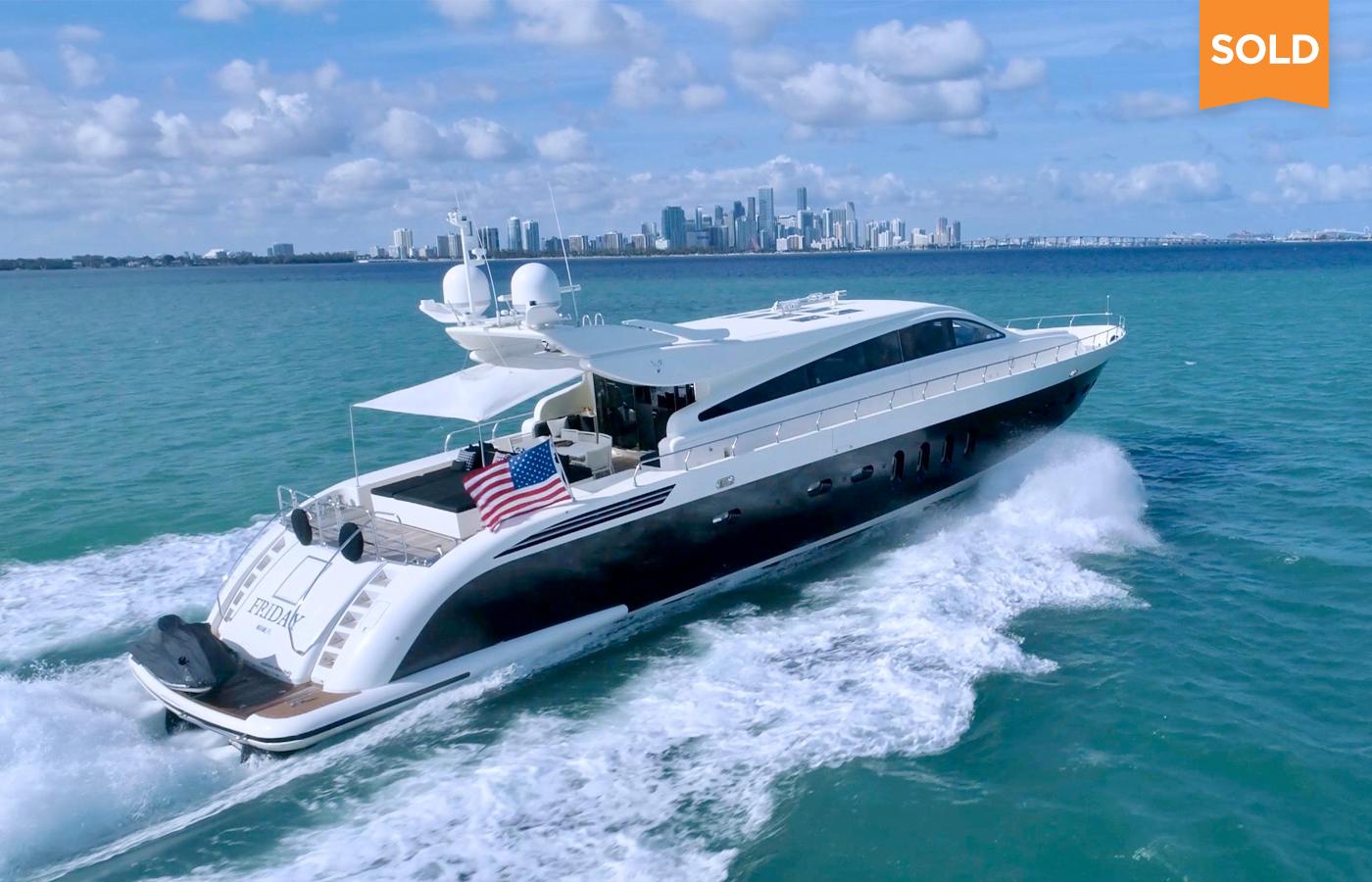 101 Arno Leopard Superyacht Sold By Will Noftsinger