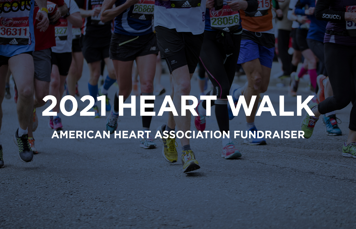 2021 Heart Walk Fundraiser [American Heart Association]