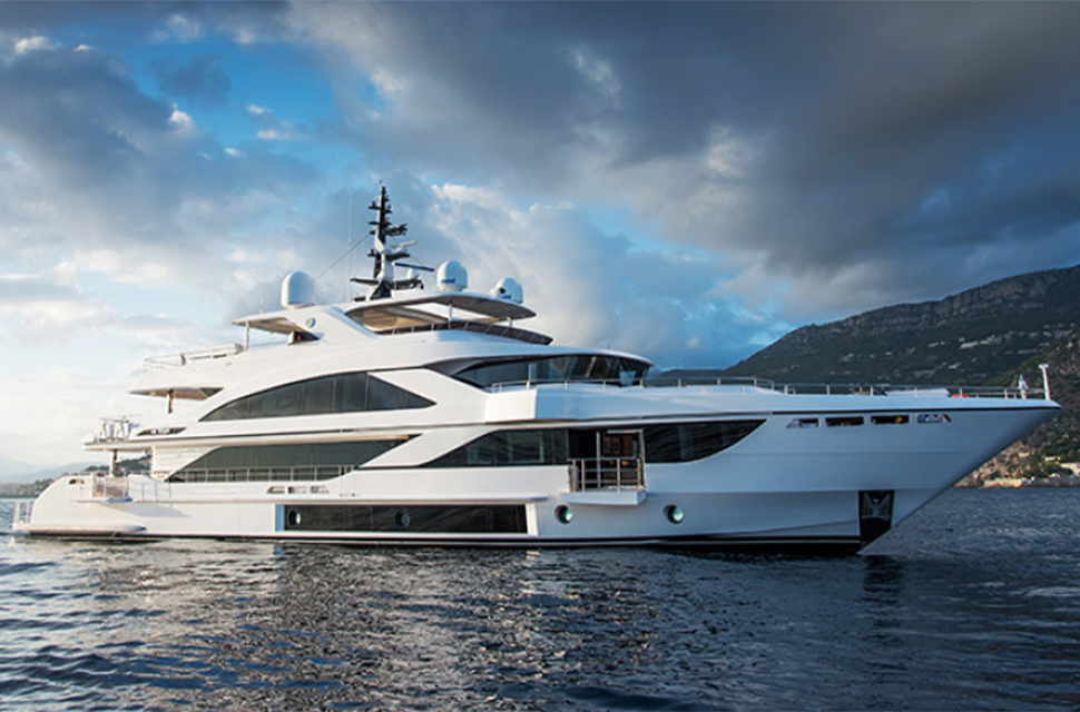 140' Majesty Yachts