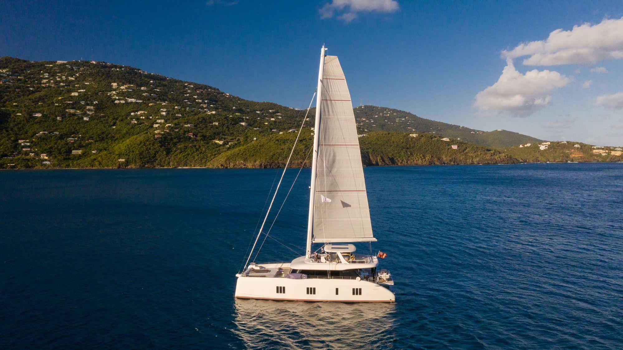 Luxury Yacht Charter: BUNDALONG | 80' Sunreef 2019  - photo 1