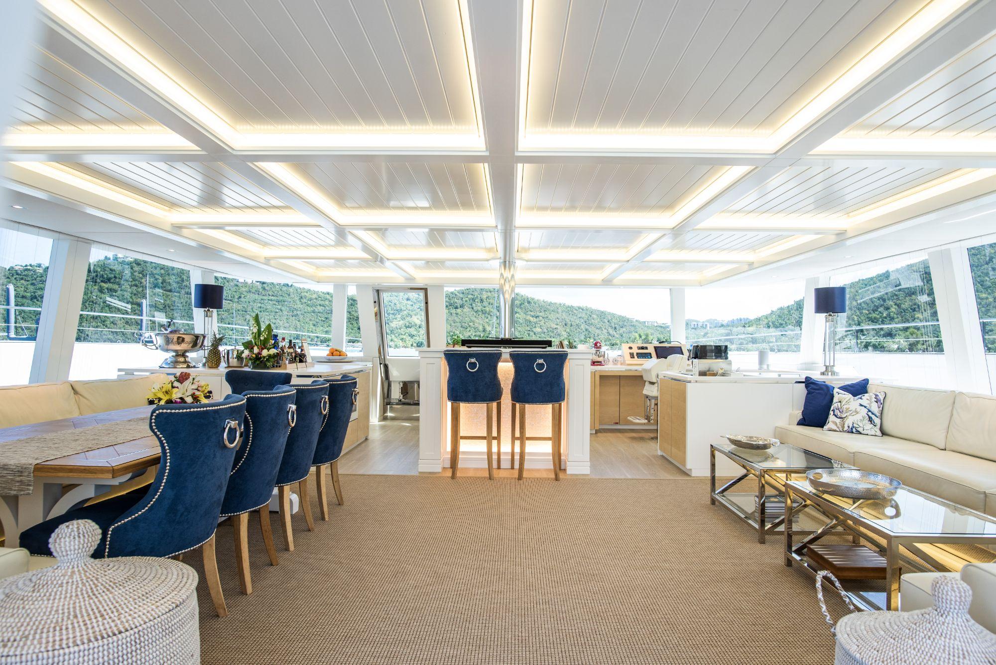 Luxury Yacht Charter: BUNDALONG | 80' Sunreef 2019  - photo 5
