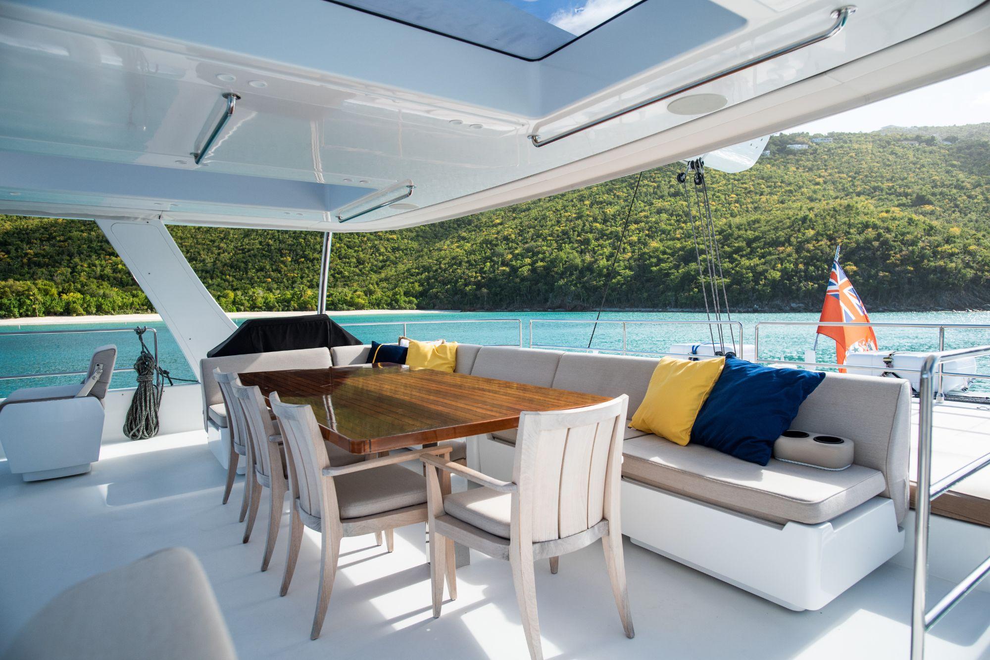 Luxury Yacht Charter: BUNDALONG | 80' Sunreef 2019  - photo 9
