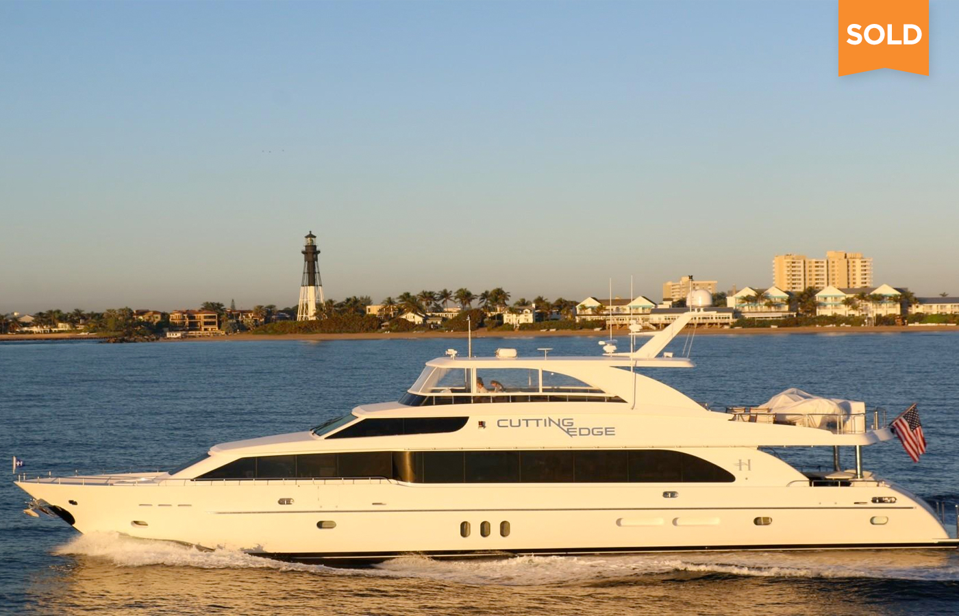 101 Hargrave Motor Yacht Sold By Mike Burke