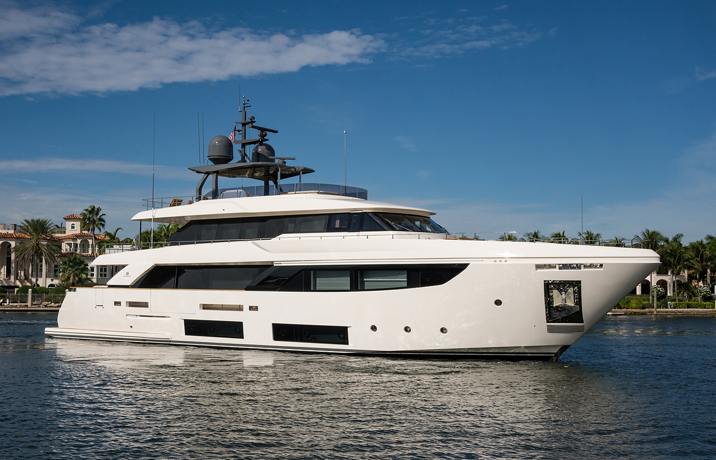 Luxury Yacht Charter: GIOIA | 108' Custom Line - photo 1