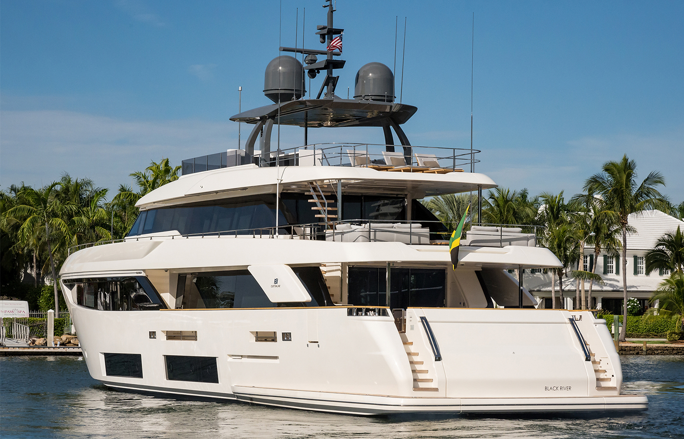 Luxury Yacht Charter: GIOIA | 108' Custom Line - photo 6