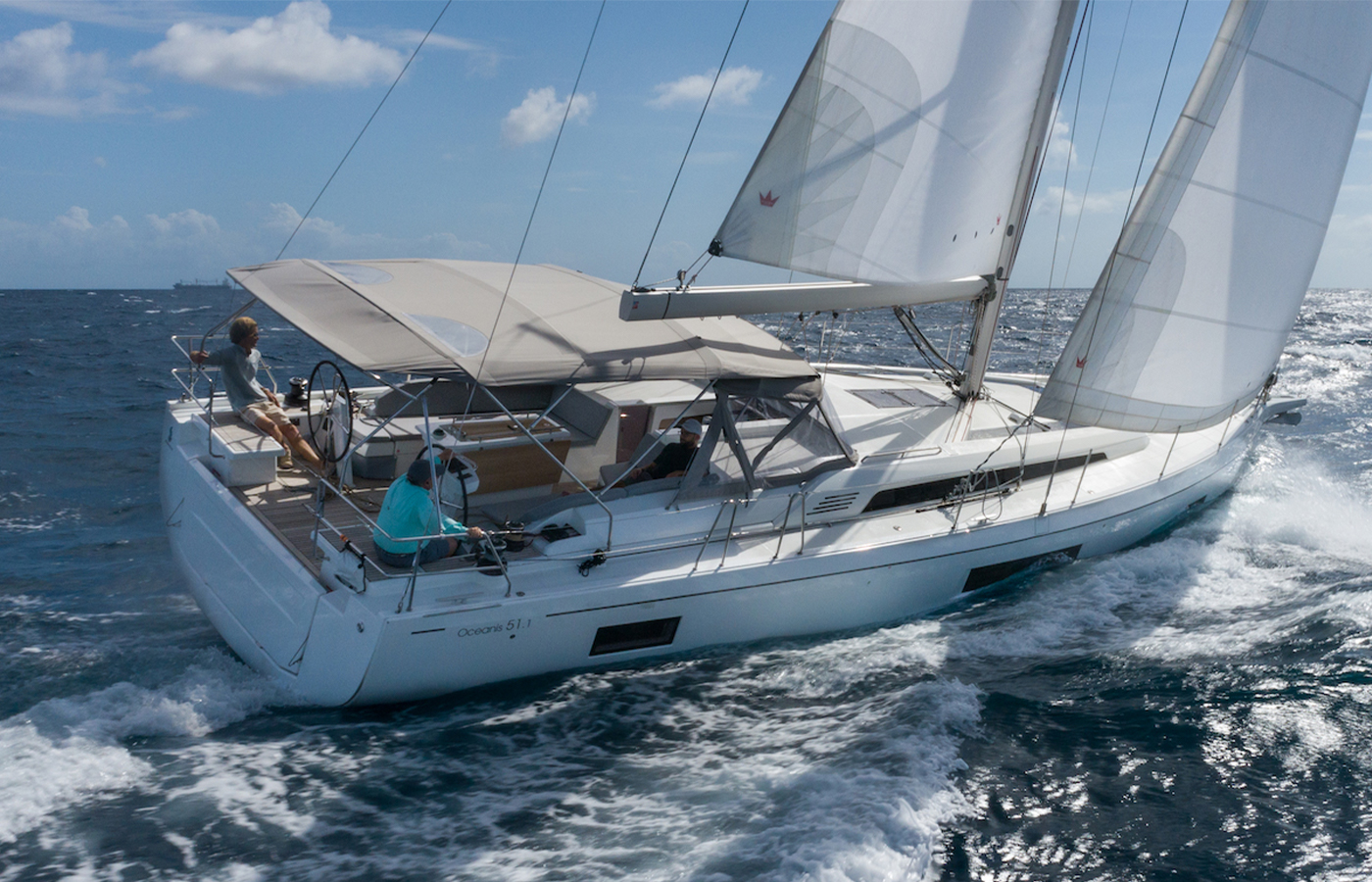 Top 3 Features On The Oceanis 51.1 [New Boat For Sale]