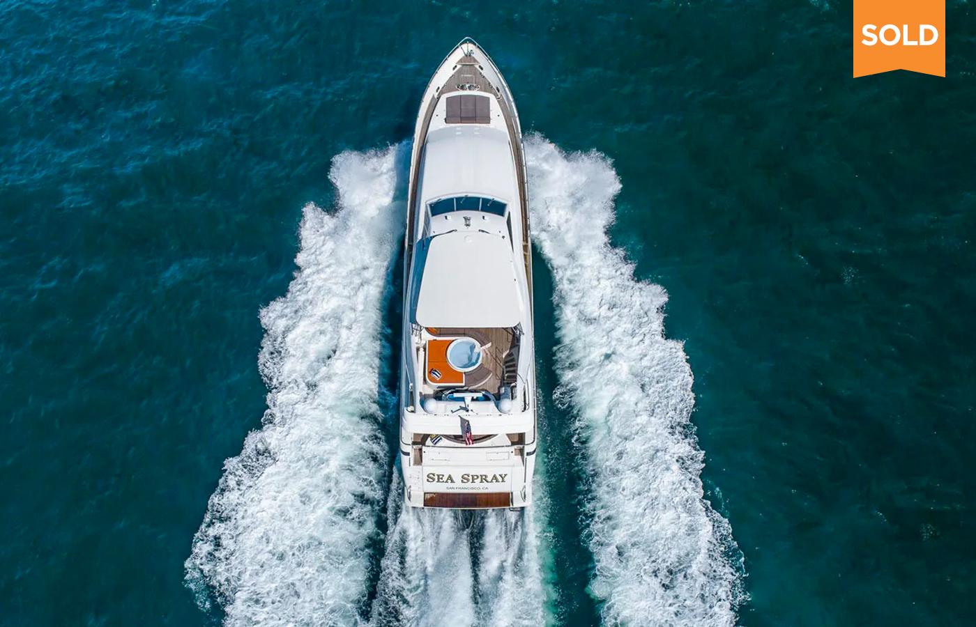 94 Ferretti Motor Yacht Sold By David Johnson