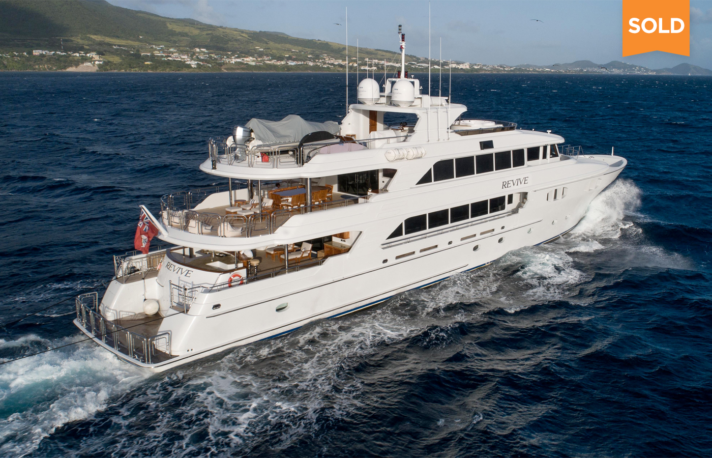150 Richmond Superyacht Sold By Will Noftsinger + Chris Daves
