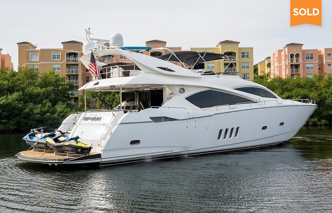 82 Sunseeker Motor Yacht Sold By Brandon Barnes