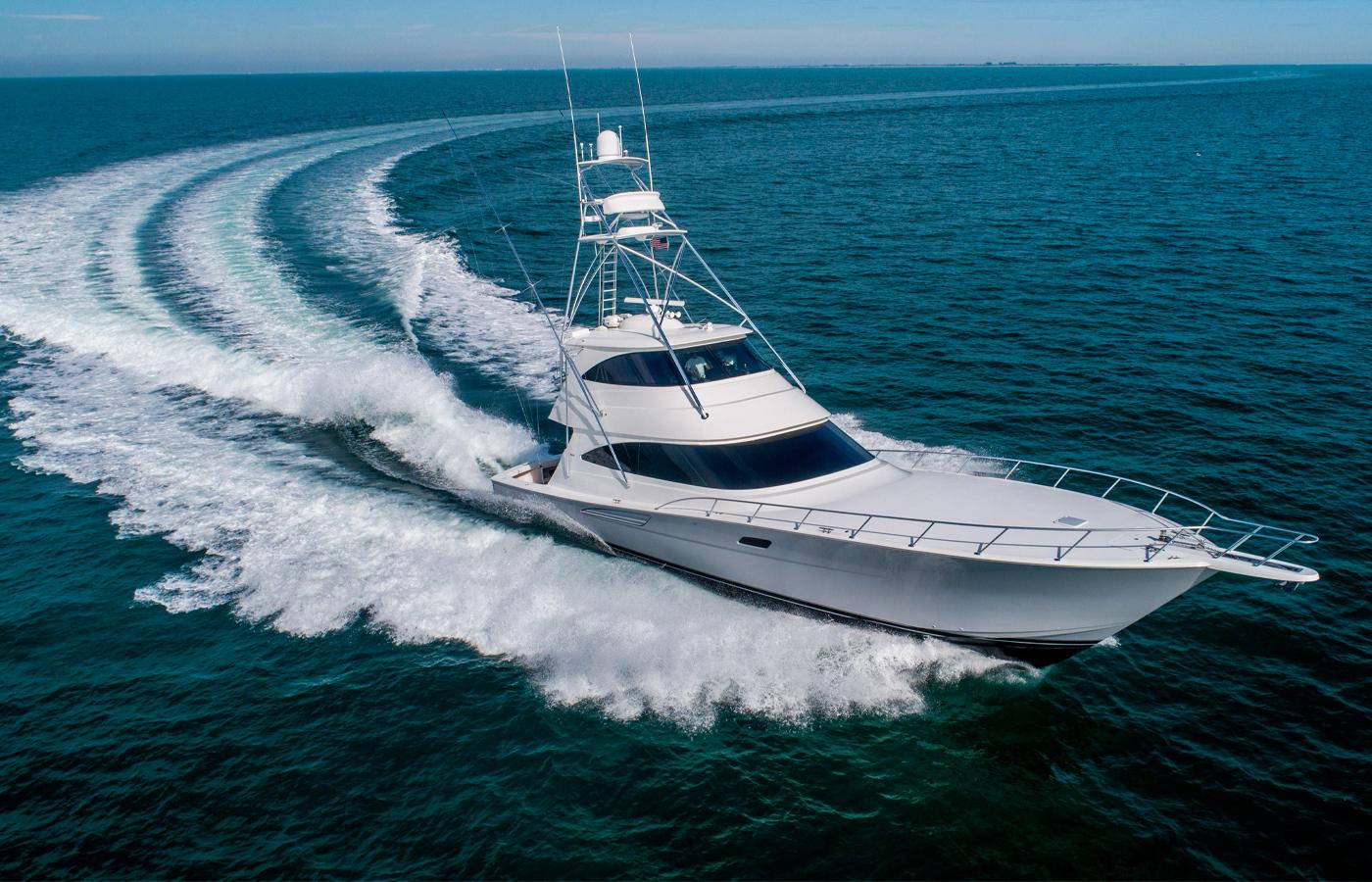 Viking Sportfish Yachts Under 80 Feet That Are Always In Demand