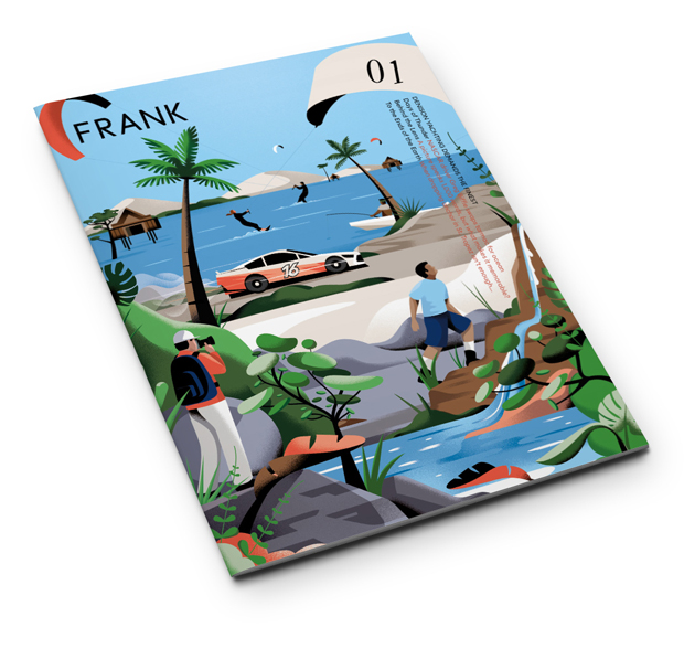 FRANK magazine