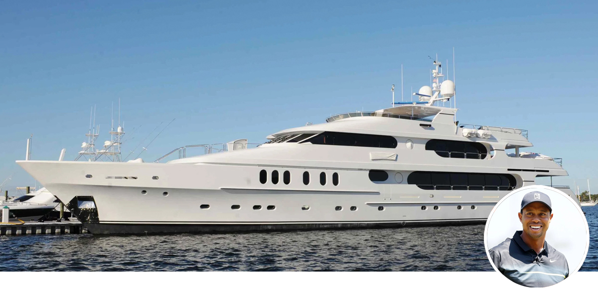 Tiger Woods' yacht, Privacy