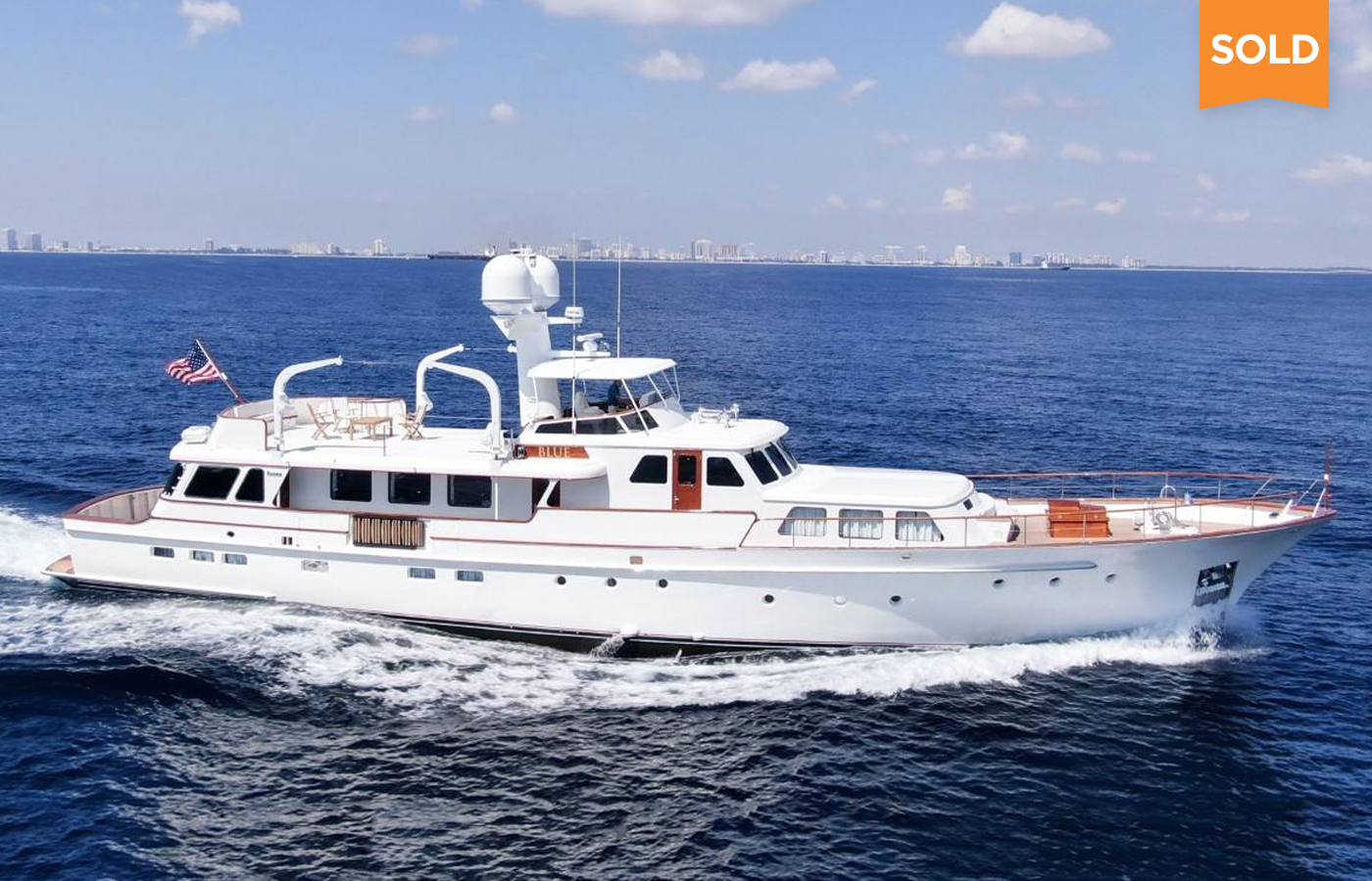 105′ Feadship Sold By Thom Conboy, Chris Collins + Max Murphy