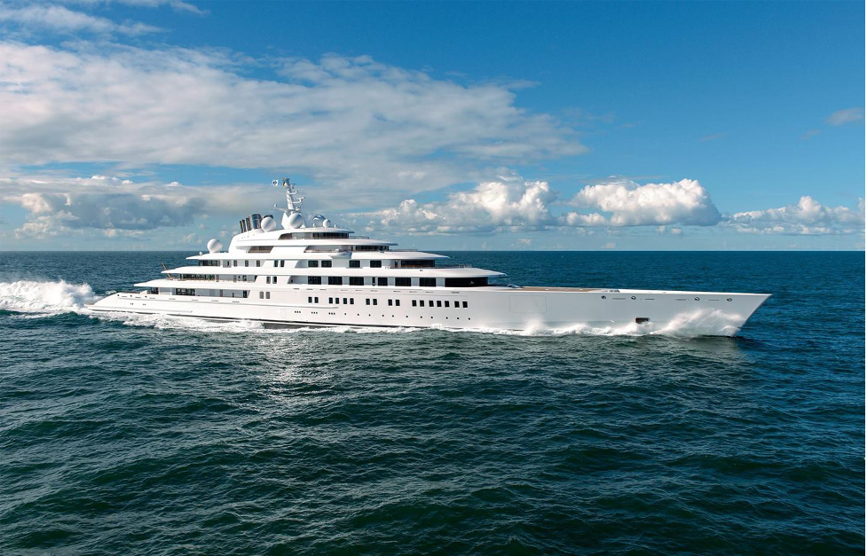 Top 10 Largest Yachts In The World 2021