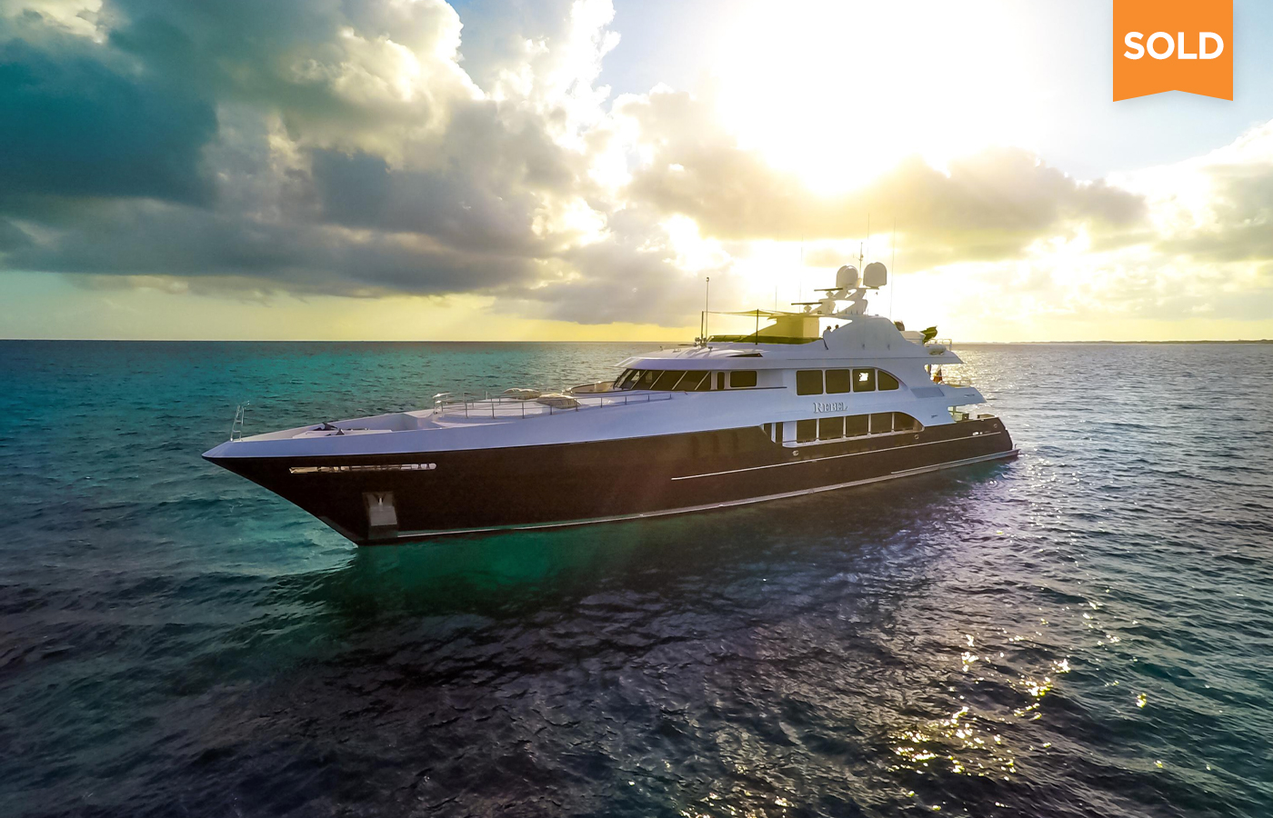 157' Trinity Yachts Sold By Kurt Bosshardt