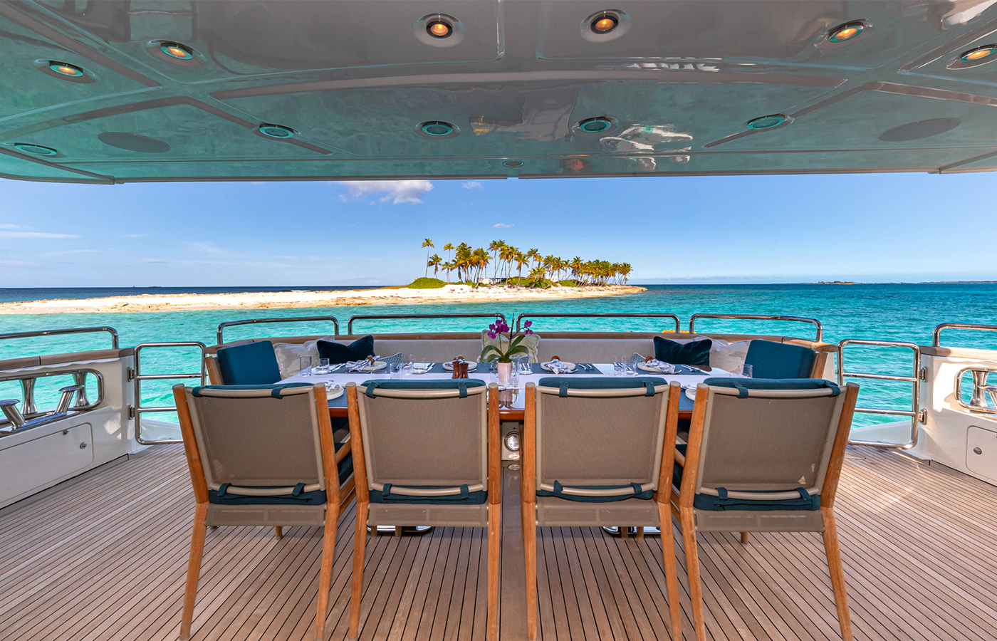 9 Yacht Charters You Can Book For Under $100K