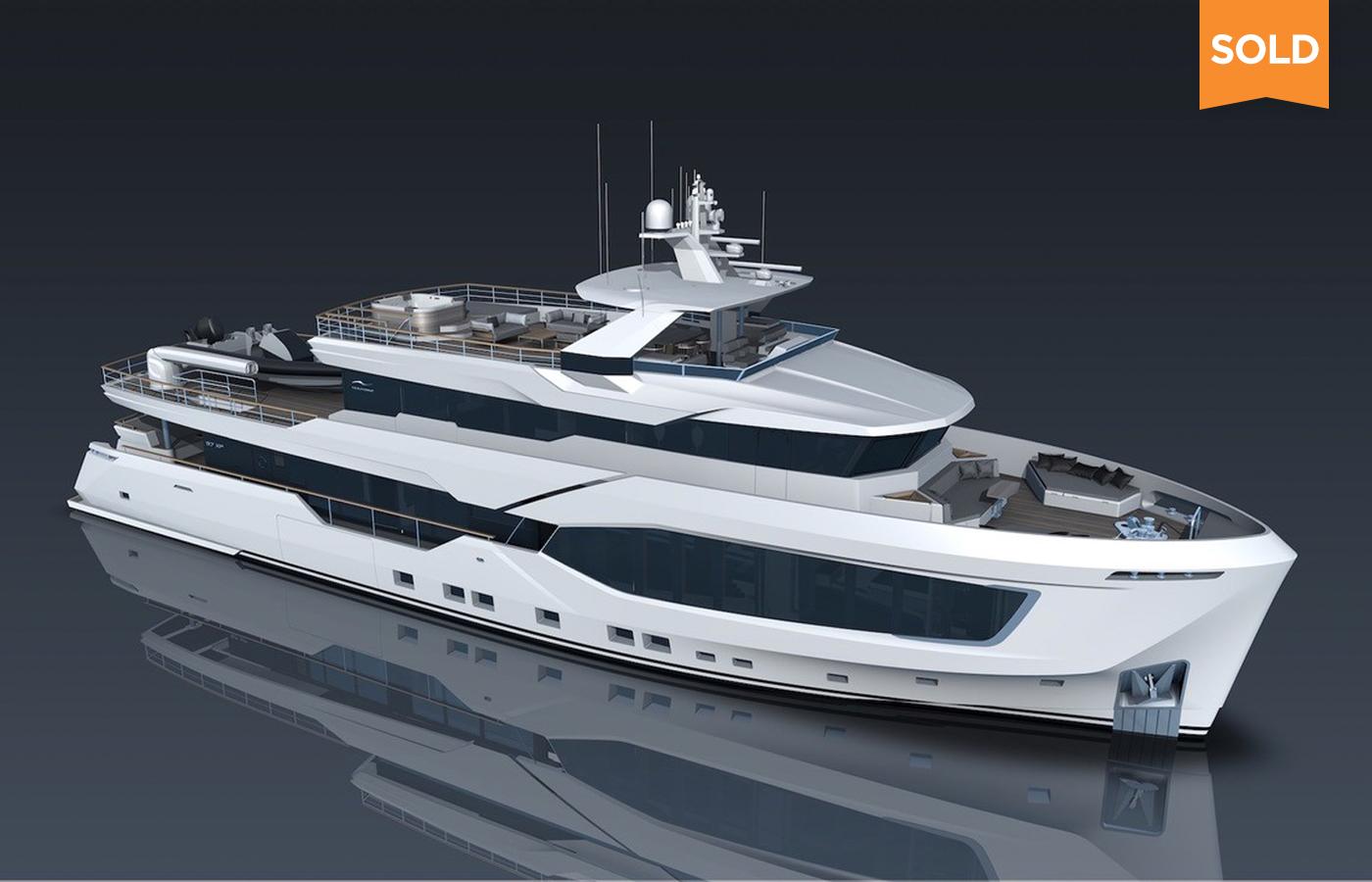 122 Numarine 37XP Expedition Yacht Sold By Alex Clarke