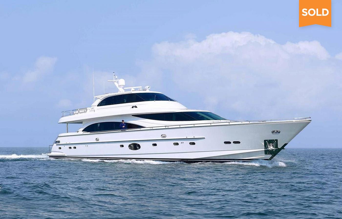 88 Horizon Motor Yacht Sold By Peter Quintal