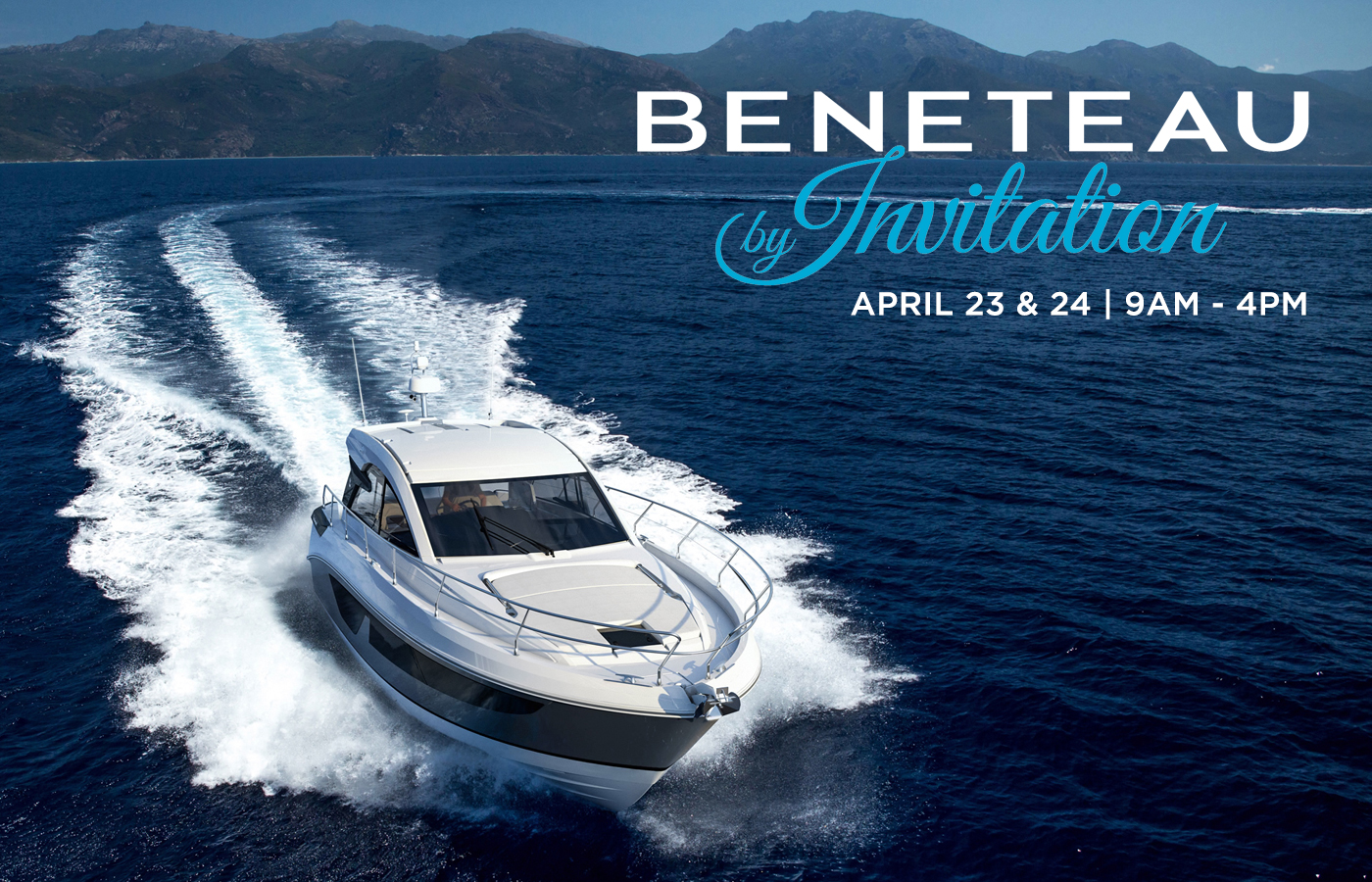 Beneteau By Invitation Event [New Boats For Sale]