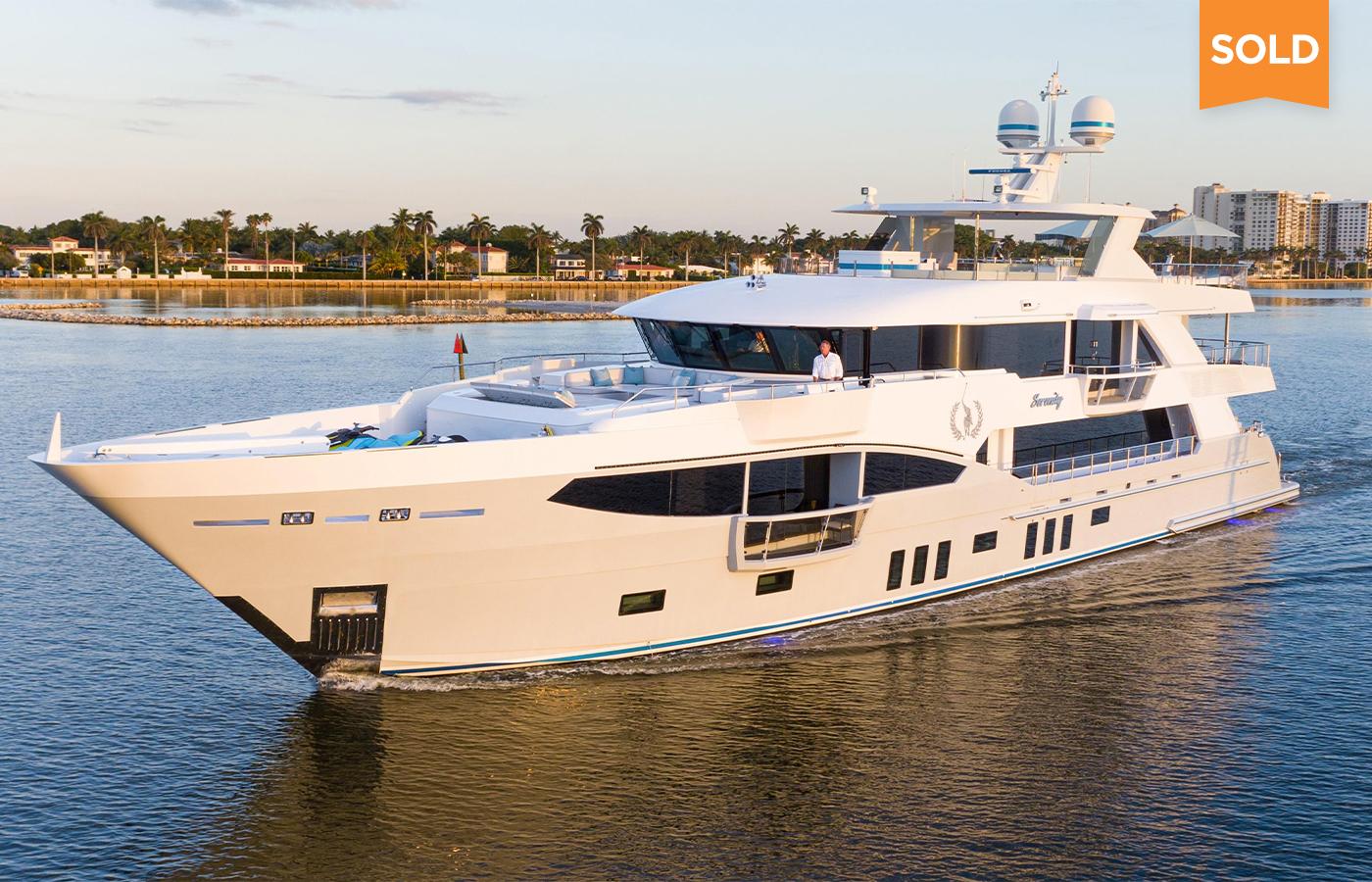133' IAG Superyacht Sold By Kurt Bosshardt + Aleks Taldykin