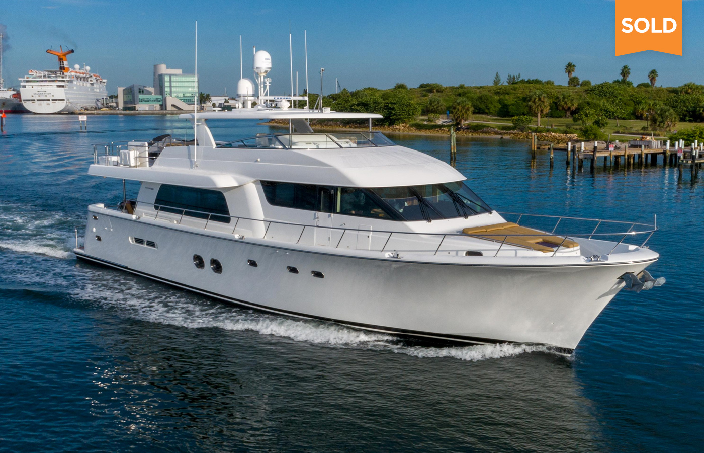 85 Pacific Mariner Motor Yacht Sold By Gary Hardcastle