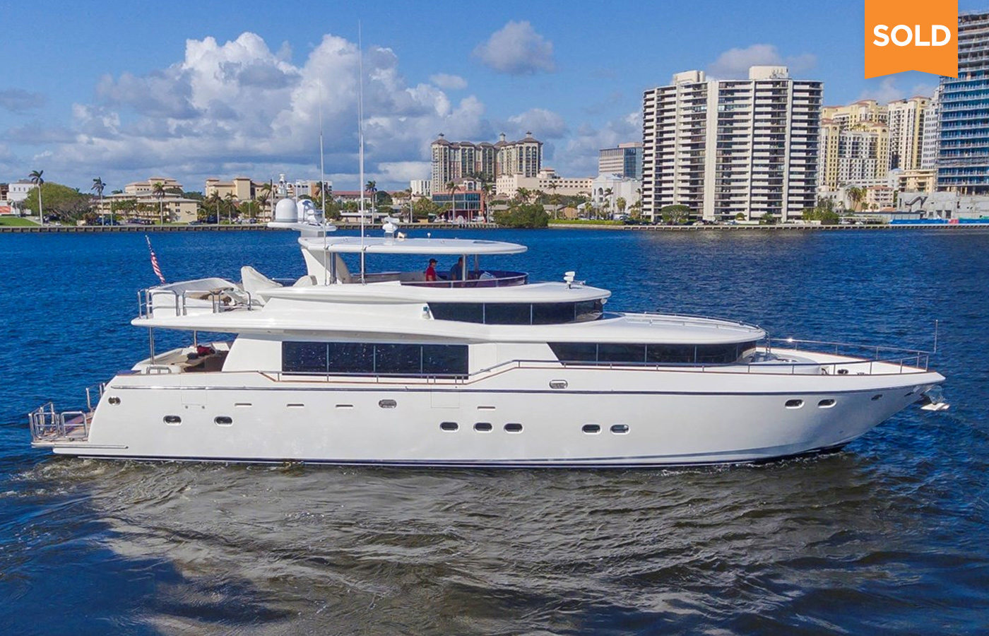 87 Johnson 4 Mal Yacht Sold By Sidney Ambroise