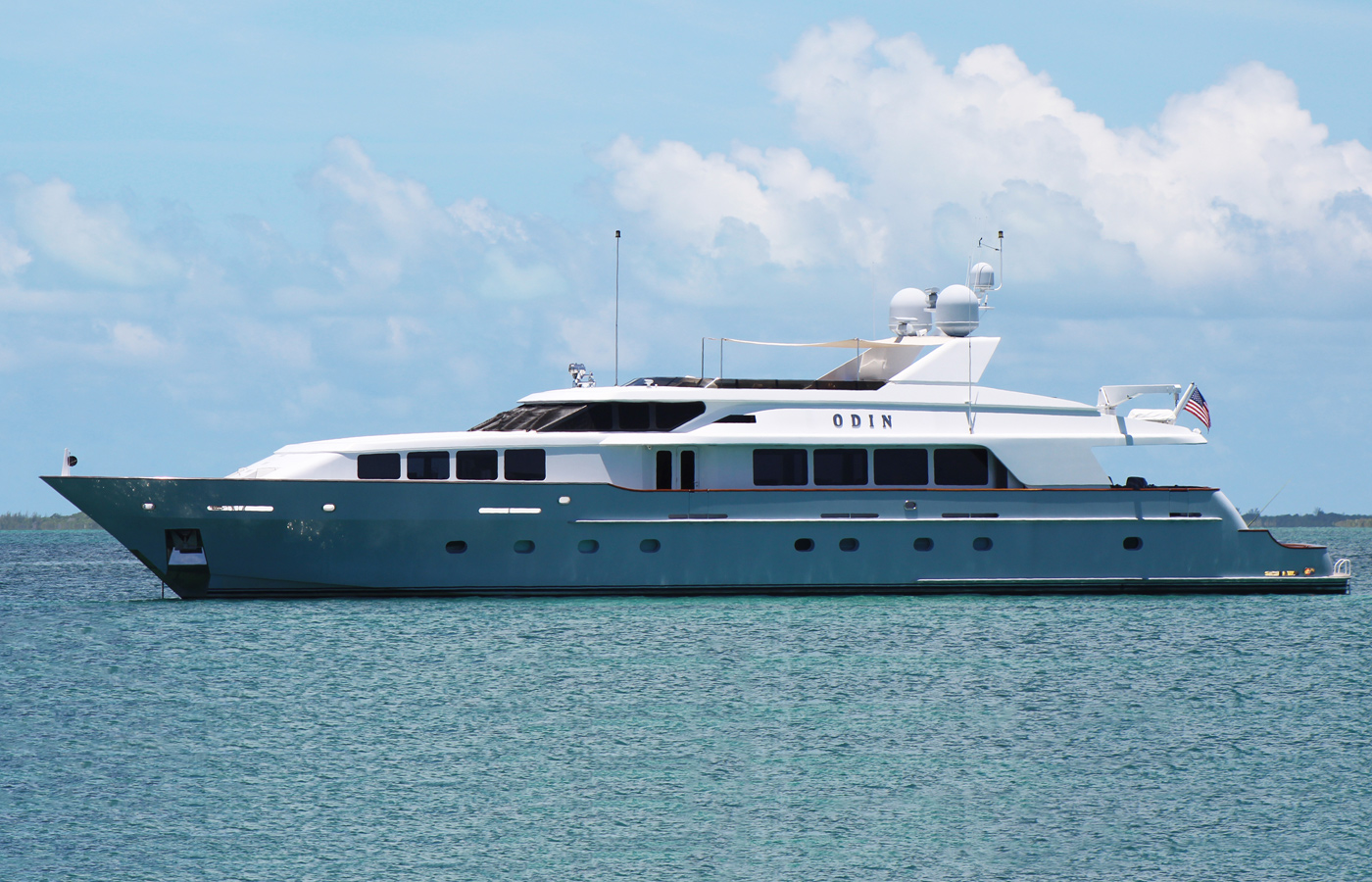 ODIN 126′ Trinity [Superyacht Charter Review]