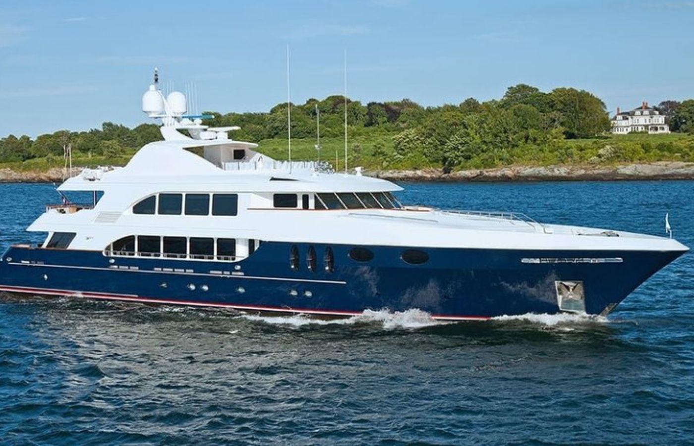 157 Trinity Yachts Sold By Bruce Schattenburg