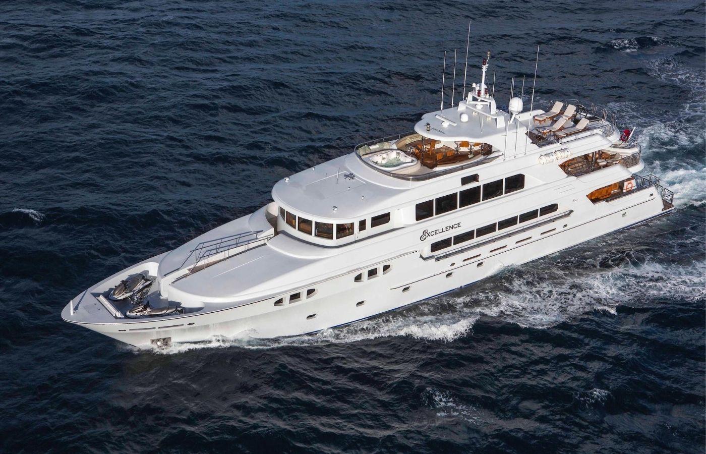 150 Richmond Superyacht Sold By Alex Clarke